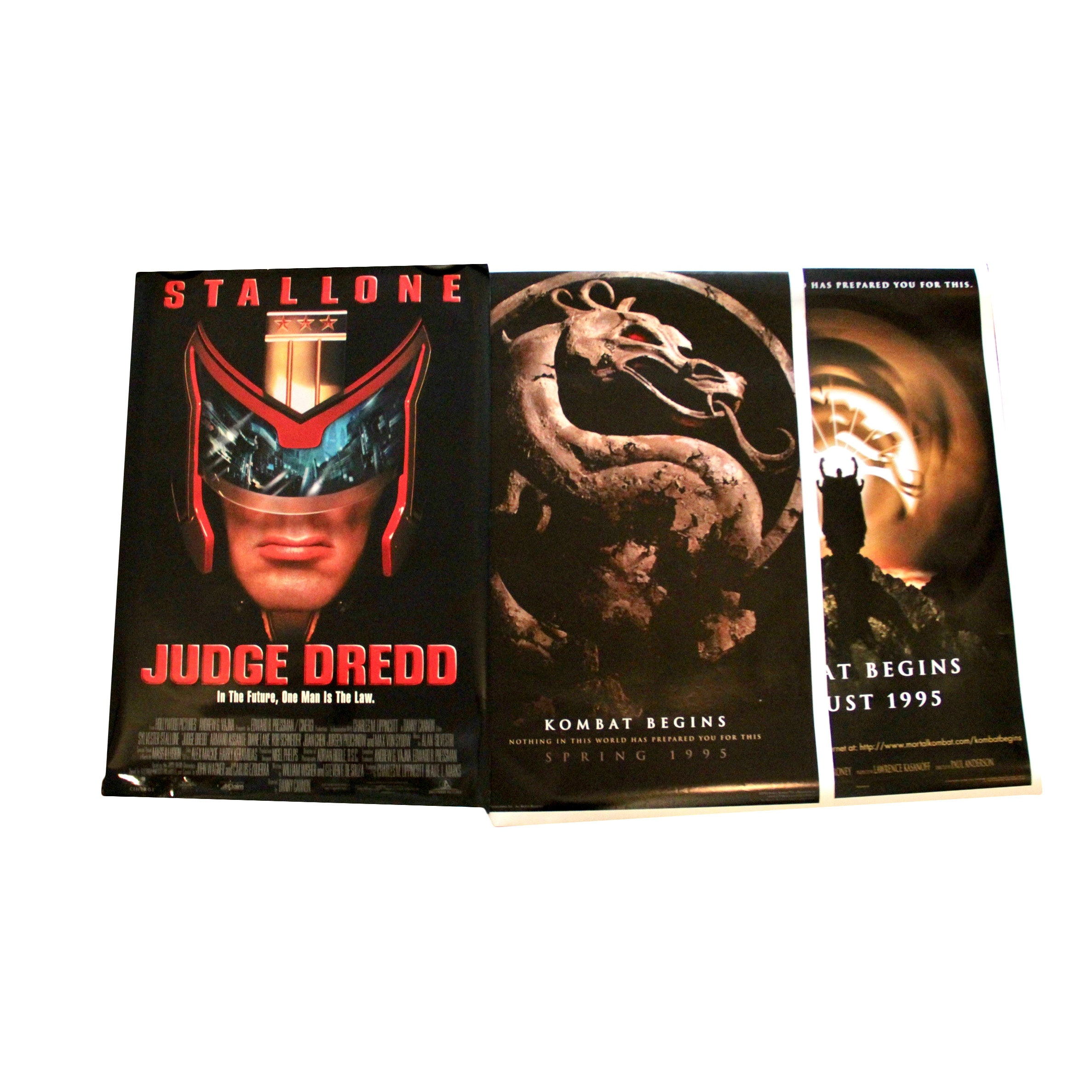 Full Size Thriller Movie Posters