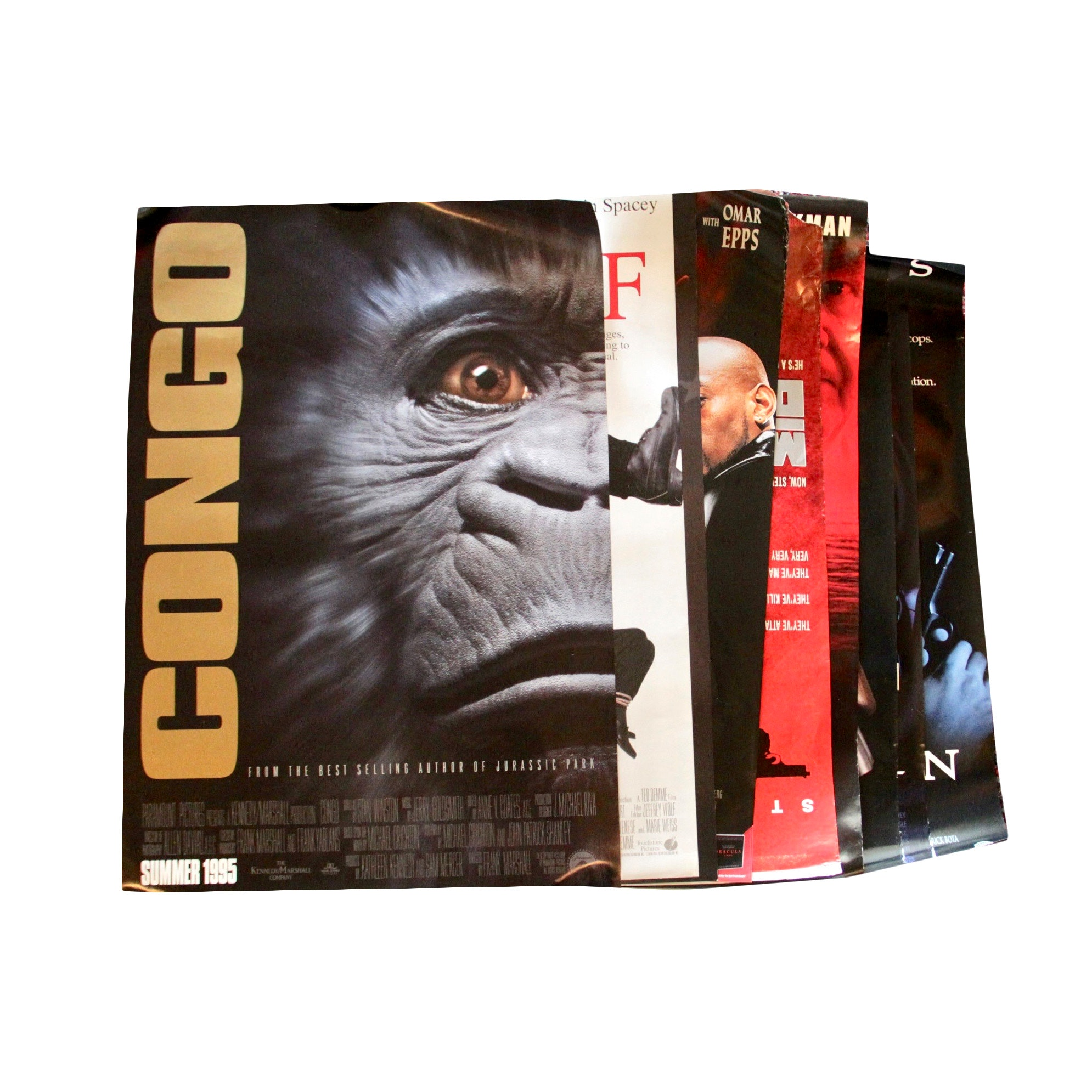 Full Size Action, Suspense and Drama Movie Posters