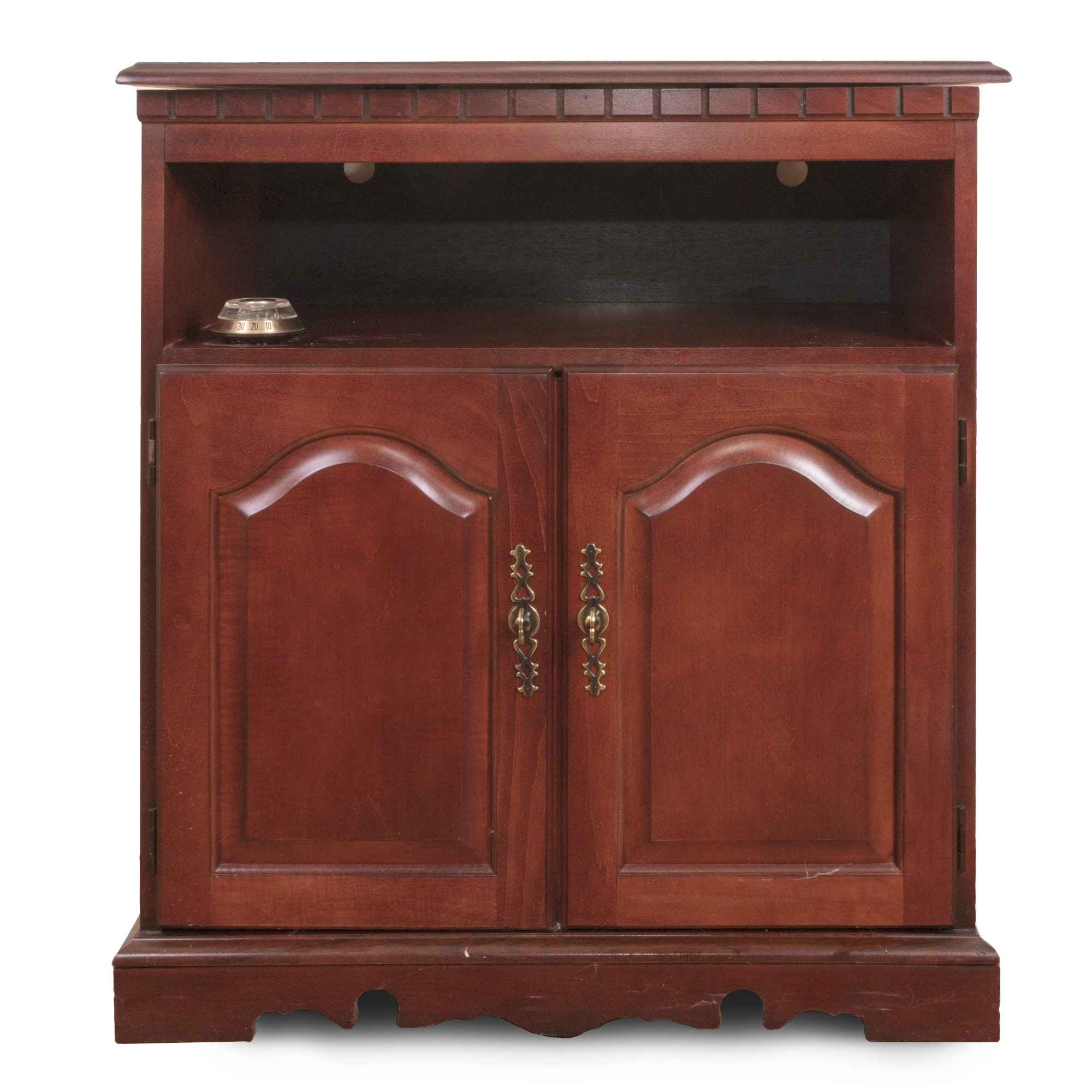 Chippendale Style Media Cabinet