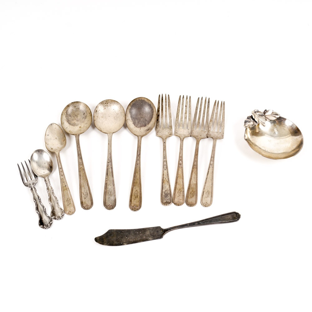 Sterling Silver Flatware Collection