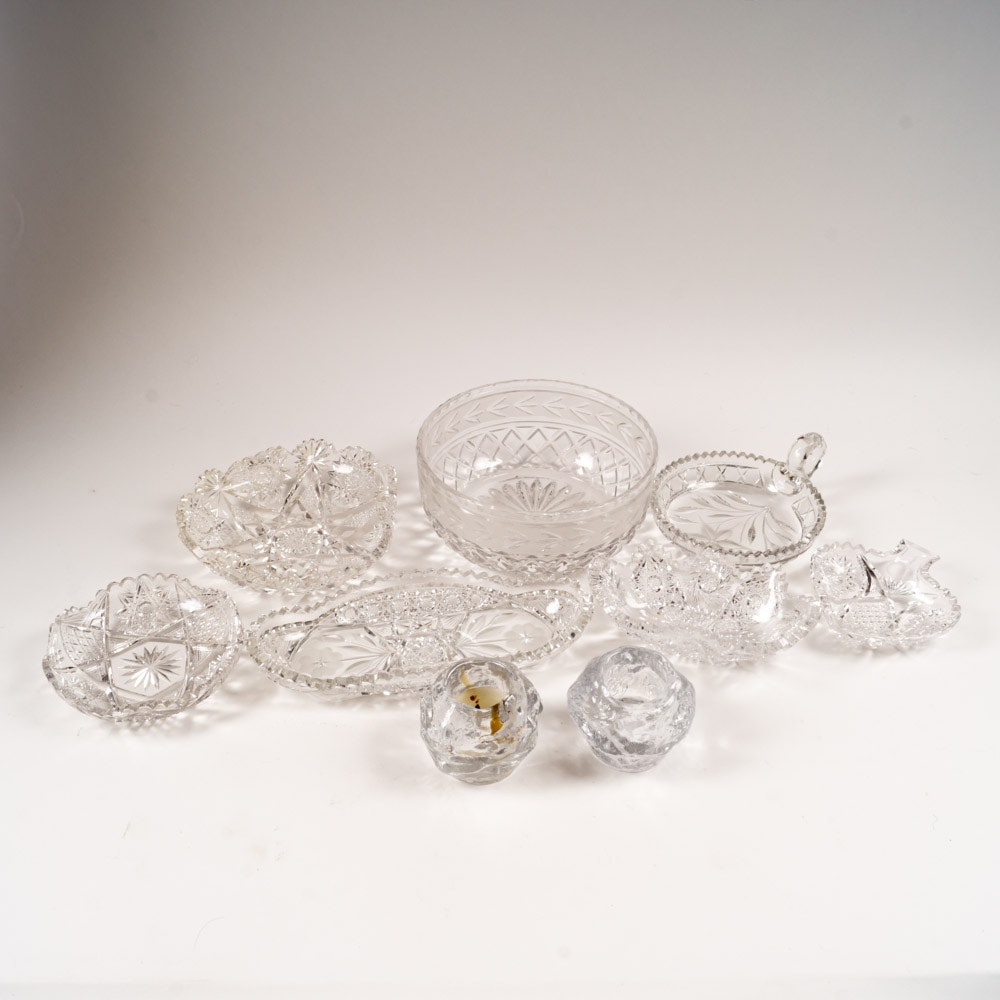 Cut Crystal Collection