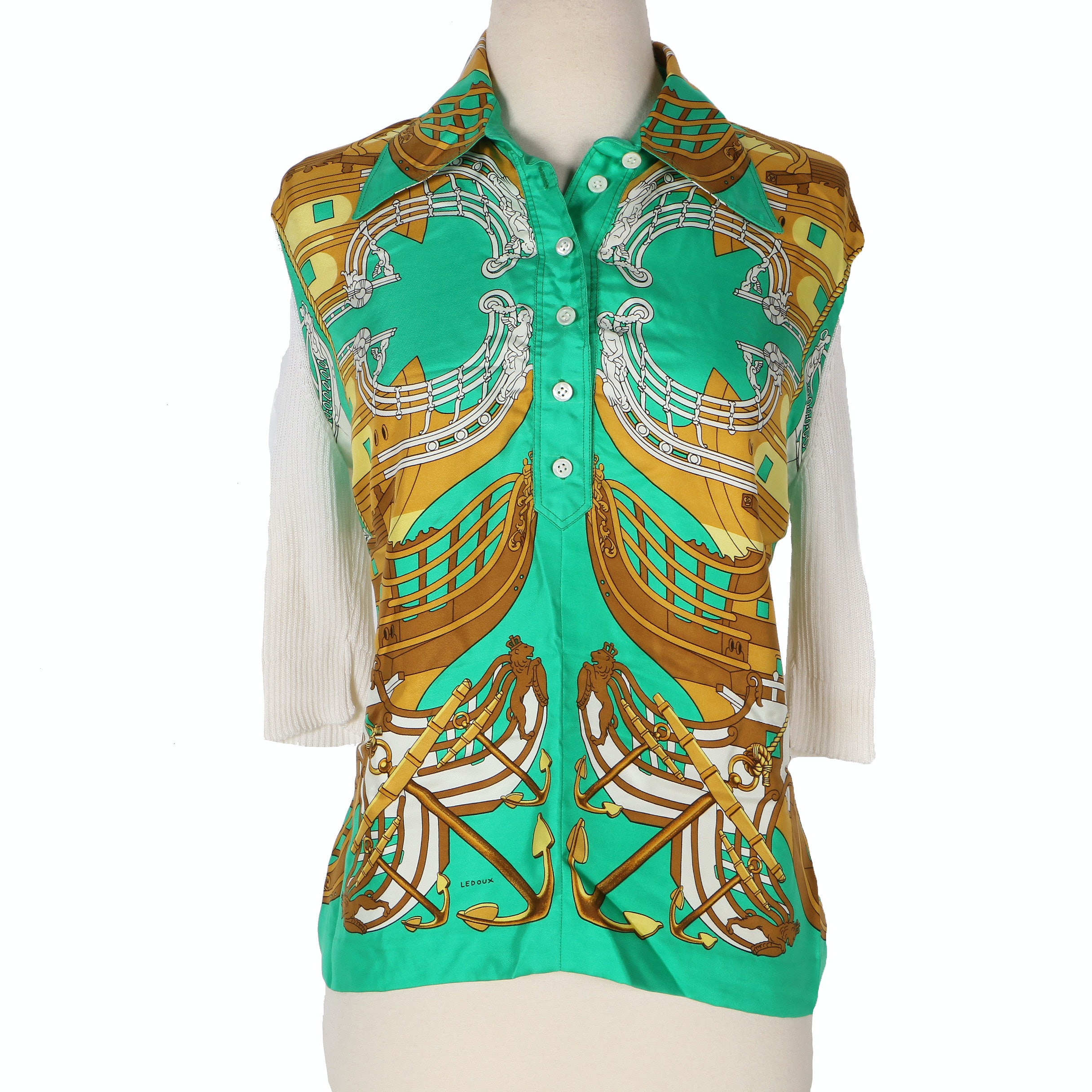 Vintage Hermès Shirt
