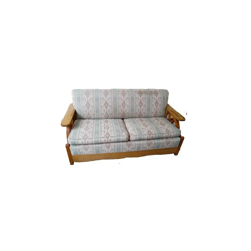 Rustic Sleeper Sofa