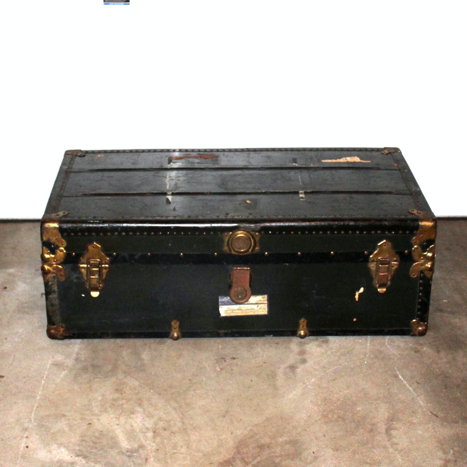 Vintage MendelTrunx Footlocker