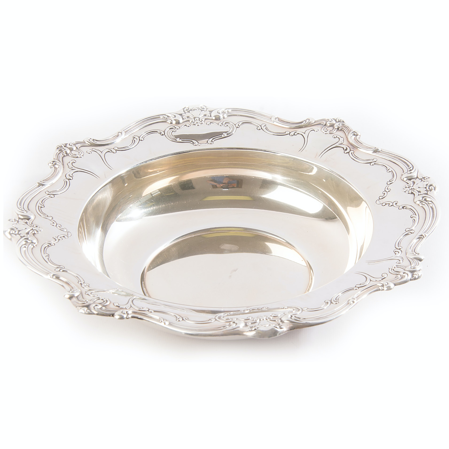 Gorham Sterling Silver Serving Bowl