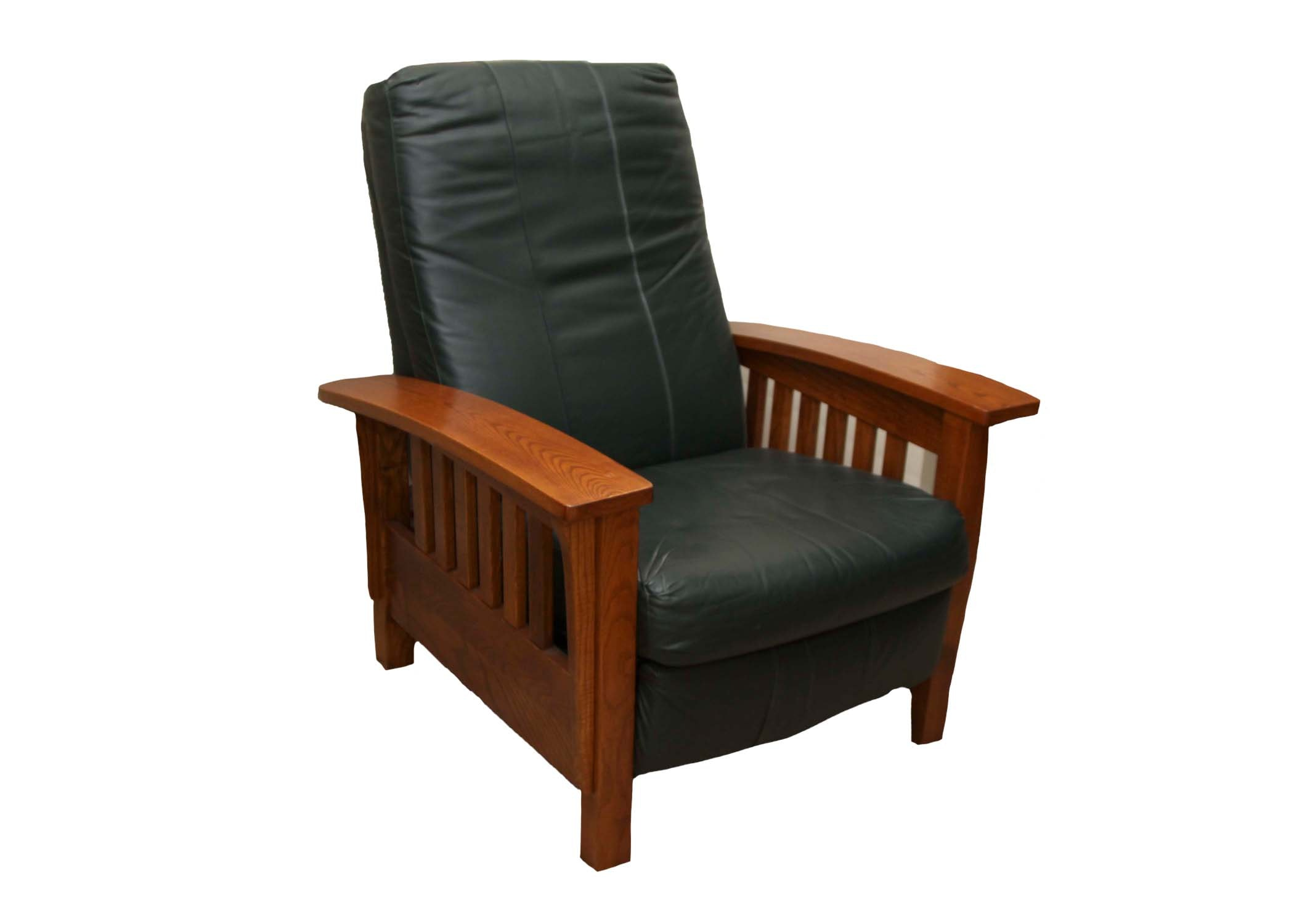 Mission Style Reclining Armchair