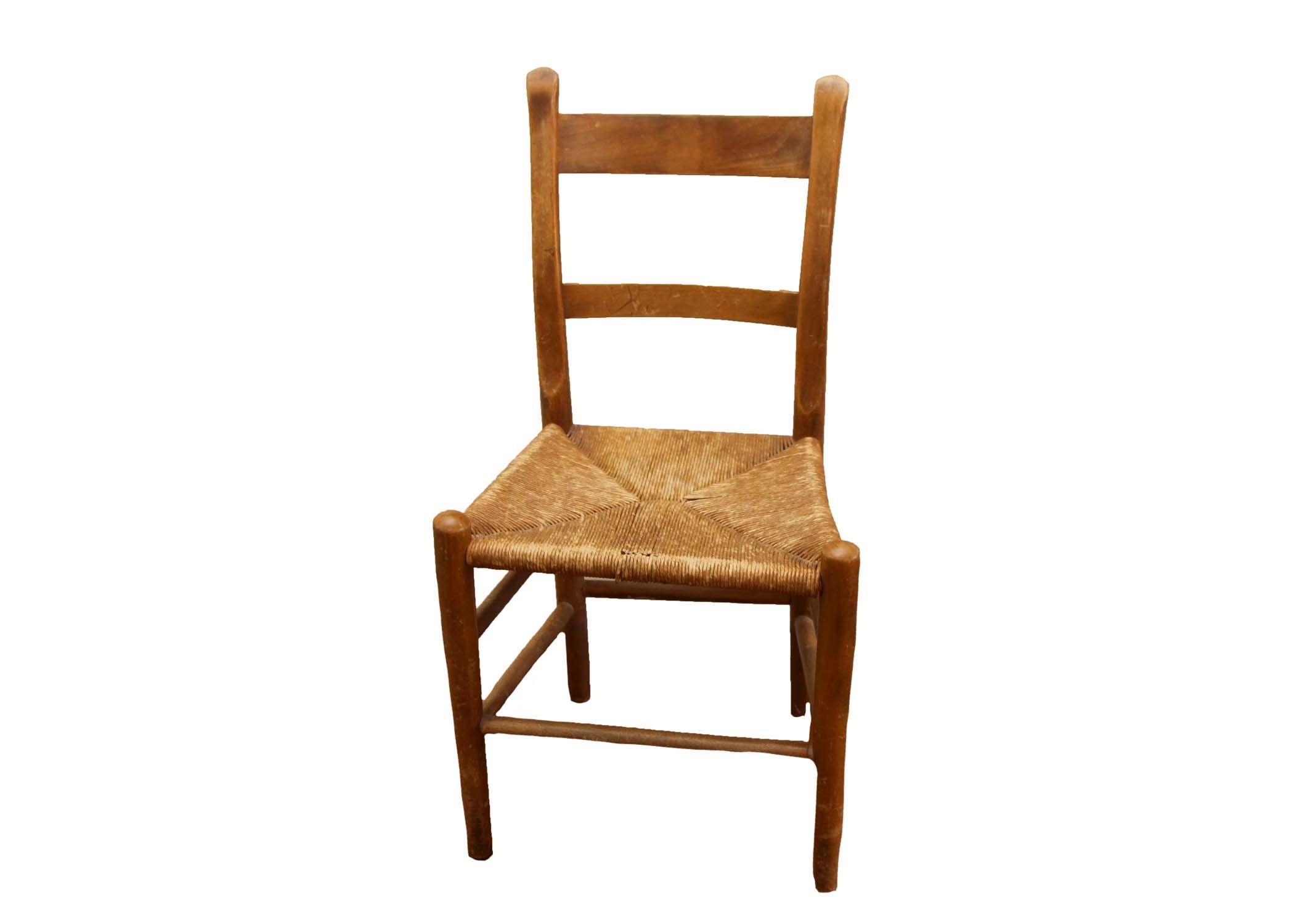 Caned Seat Chair