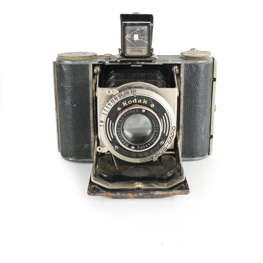 Vintage Kodak Compur-Rapid Camera