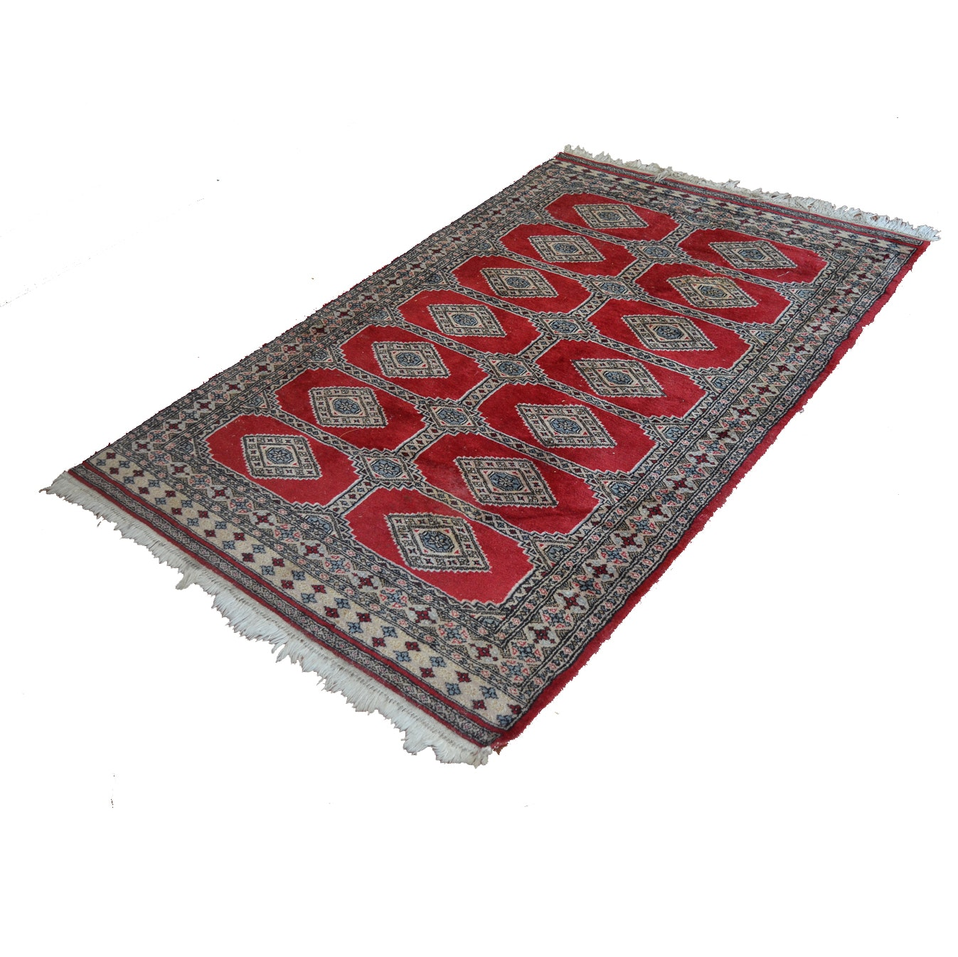 Hand-Knotted Pakistani Rug from IKEA