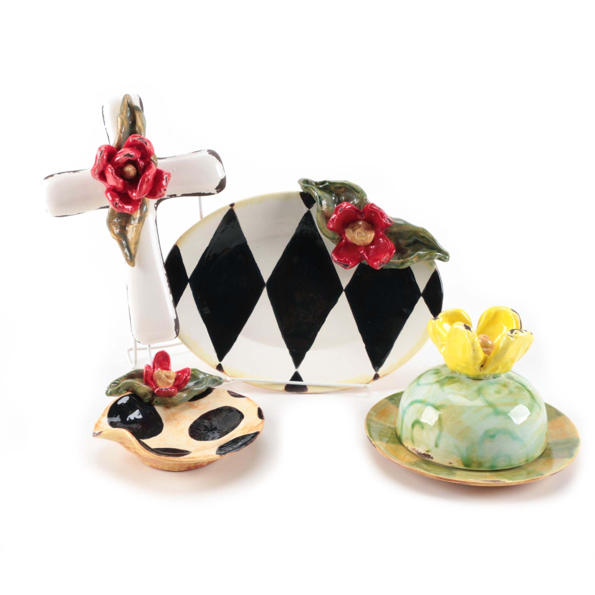 Collection of Ceramic Decor