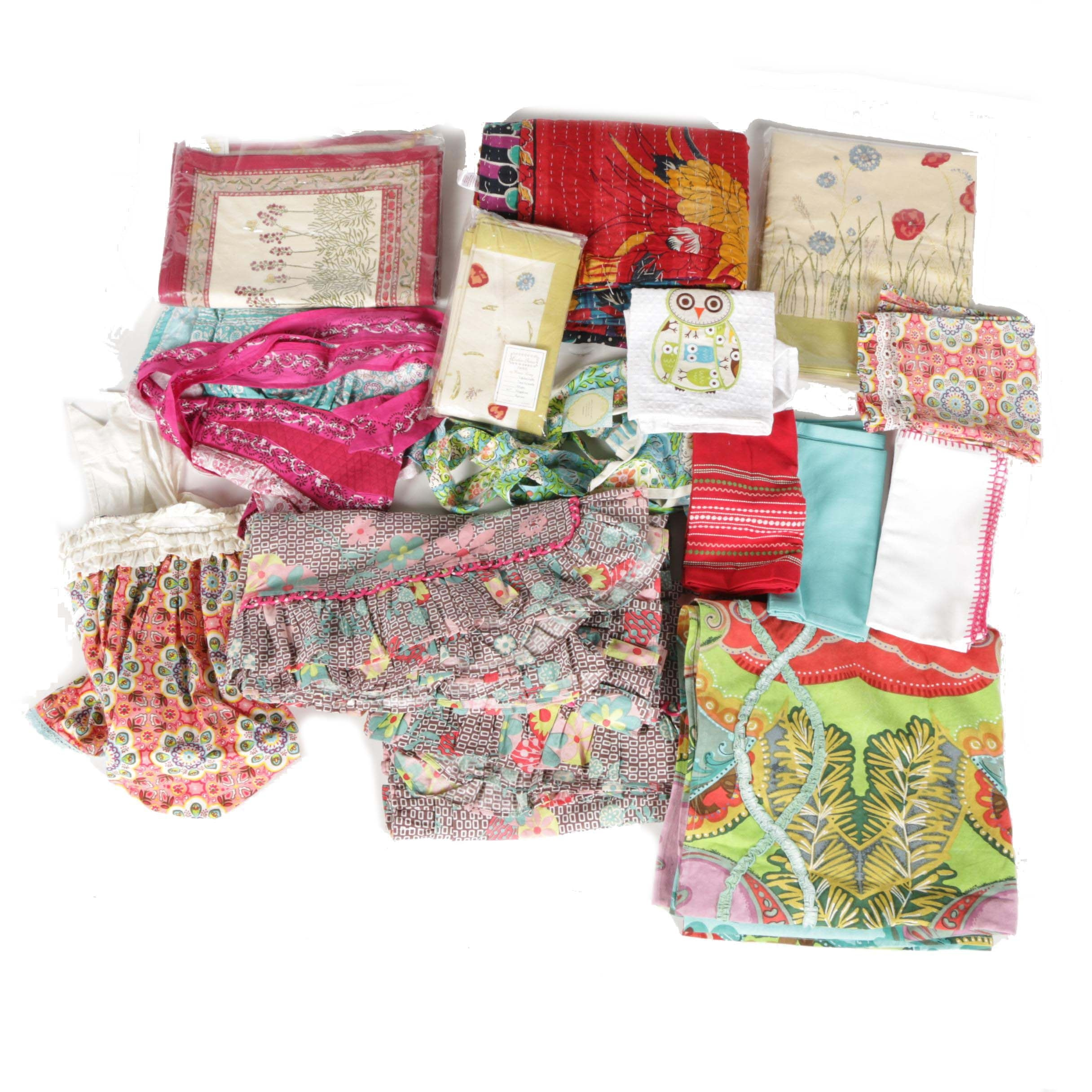 Vintage Linens and Aprons