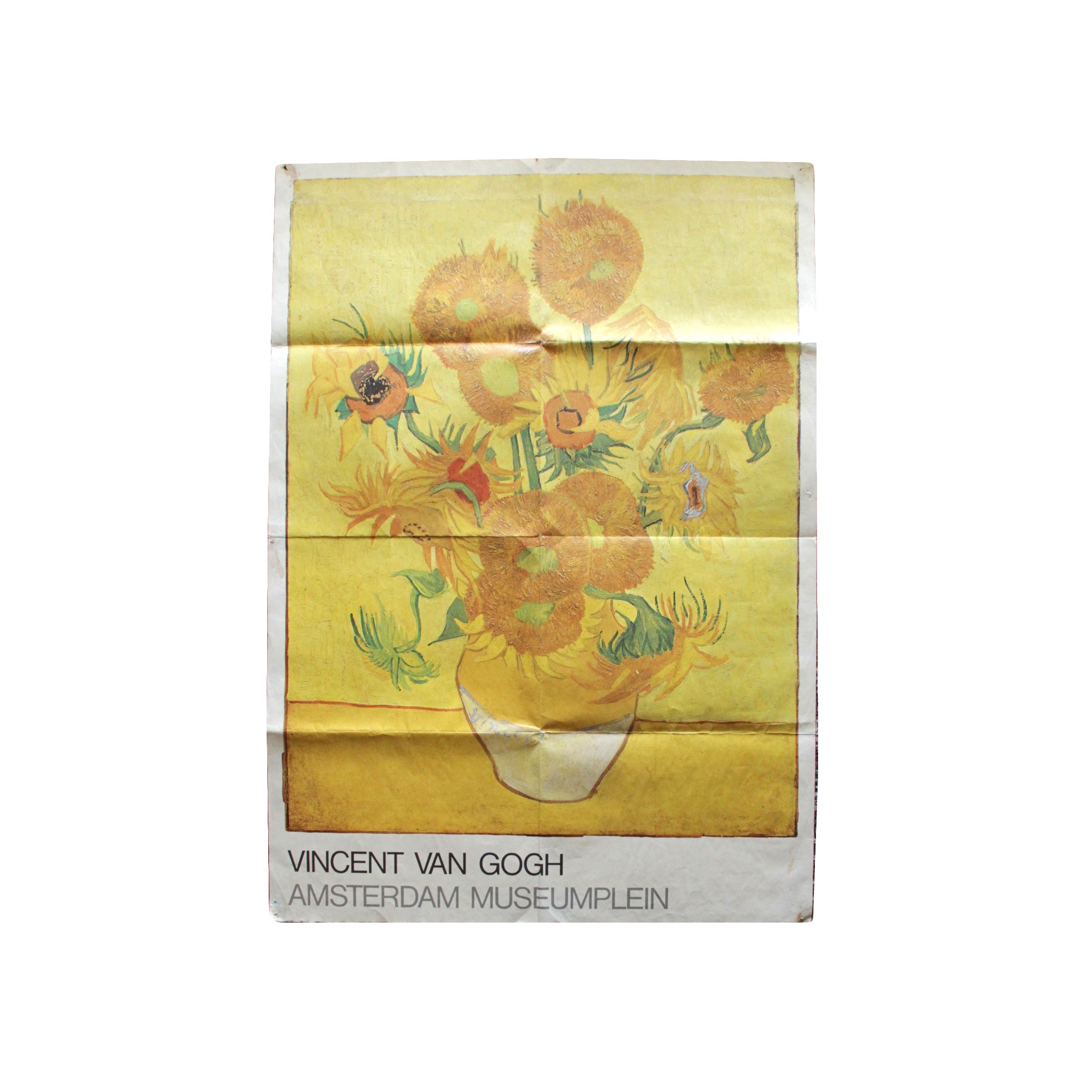 Vincent Van Gogh Museum Poster