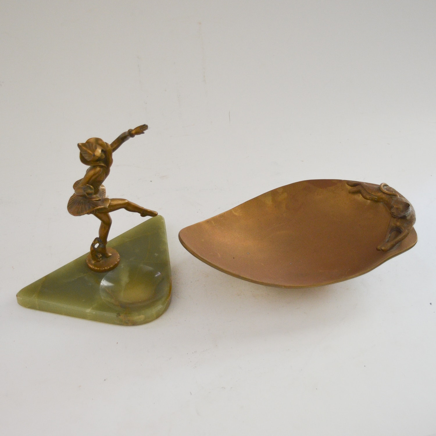 Art Deco Style Bowl and Ash Receiver