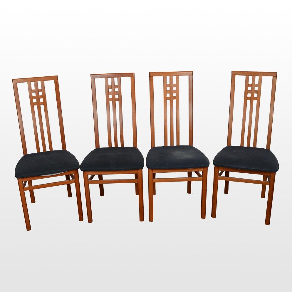 Italian Modern Style Dining Chairs