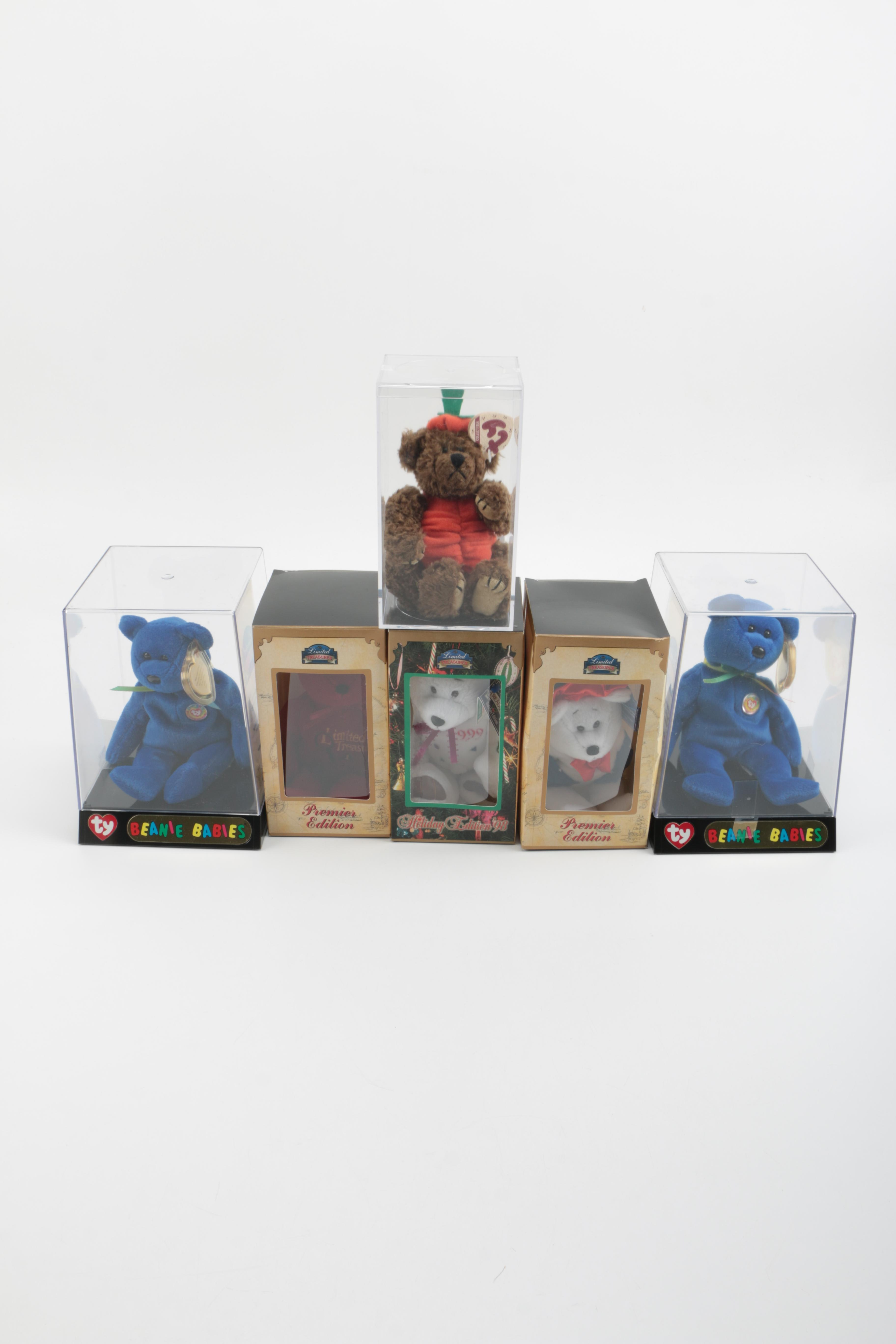 Beanie Babies Collection