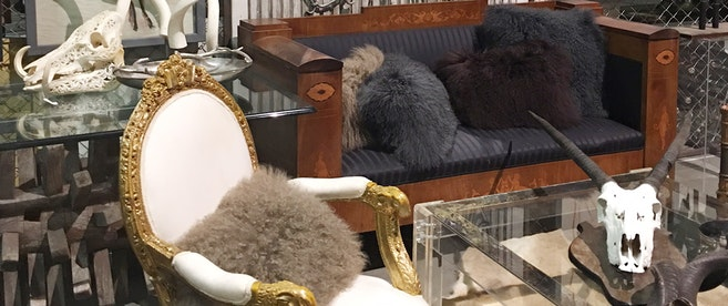 Keys To The City: Nashville, Antiques and Garden Show...and Tell