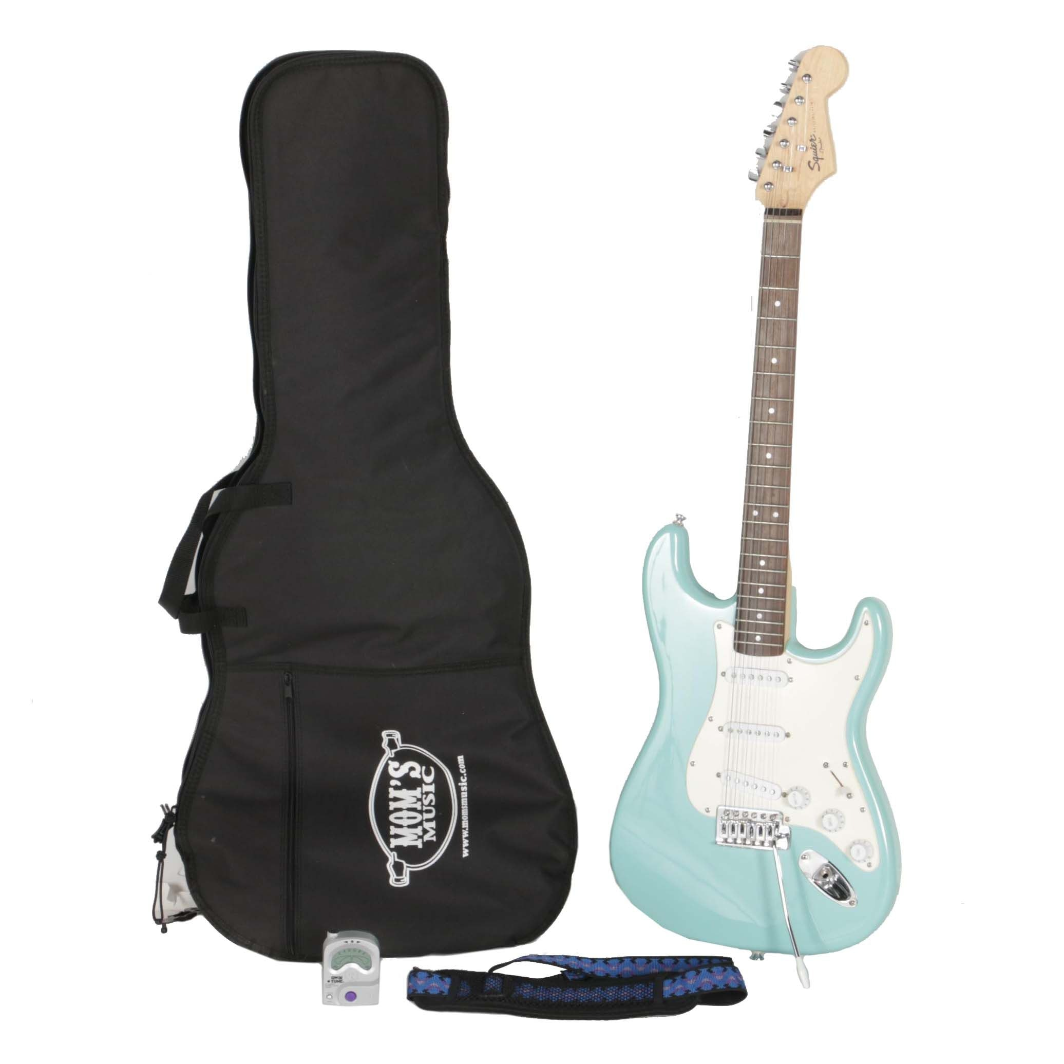 Squier by Fender Bullet Strat Electric Guitar and Accessories