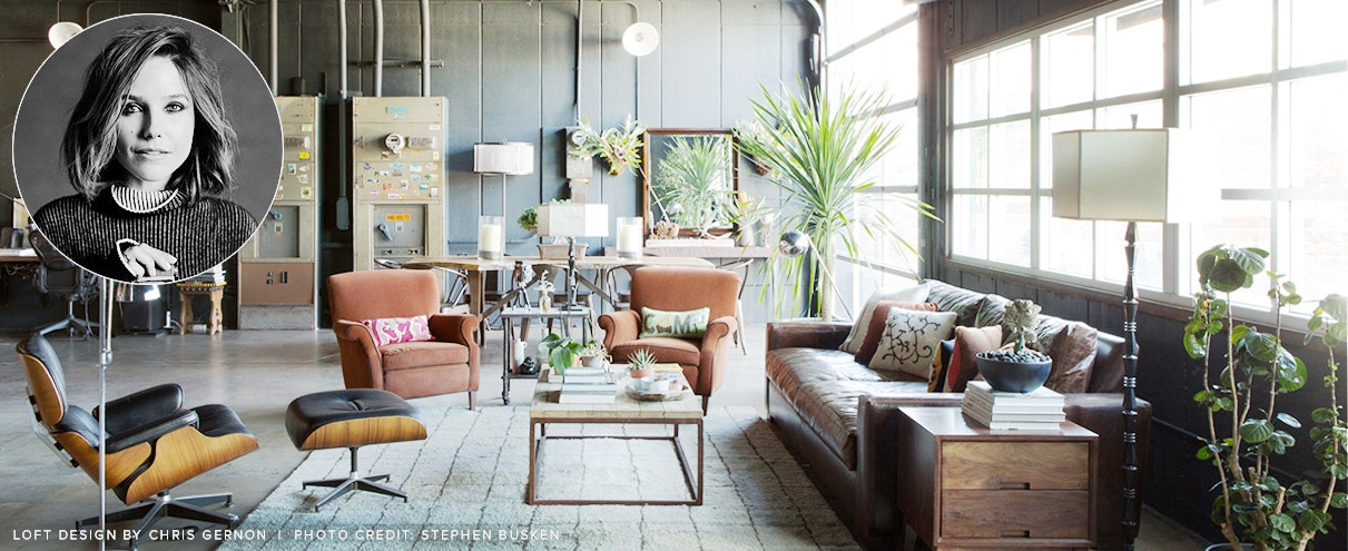 Sophia Bush Design Tips Chicago Loft Apartment