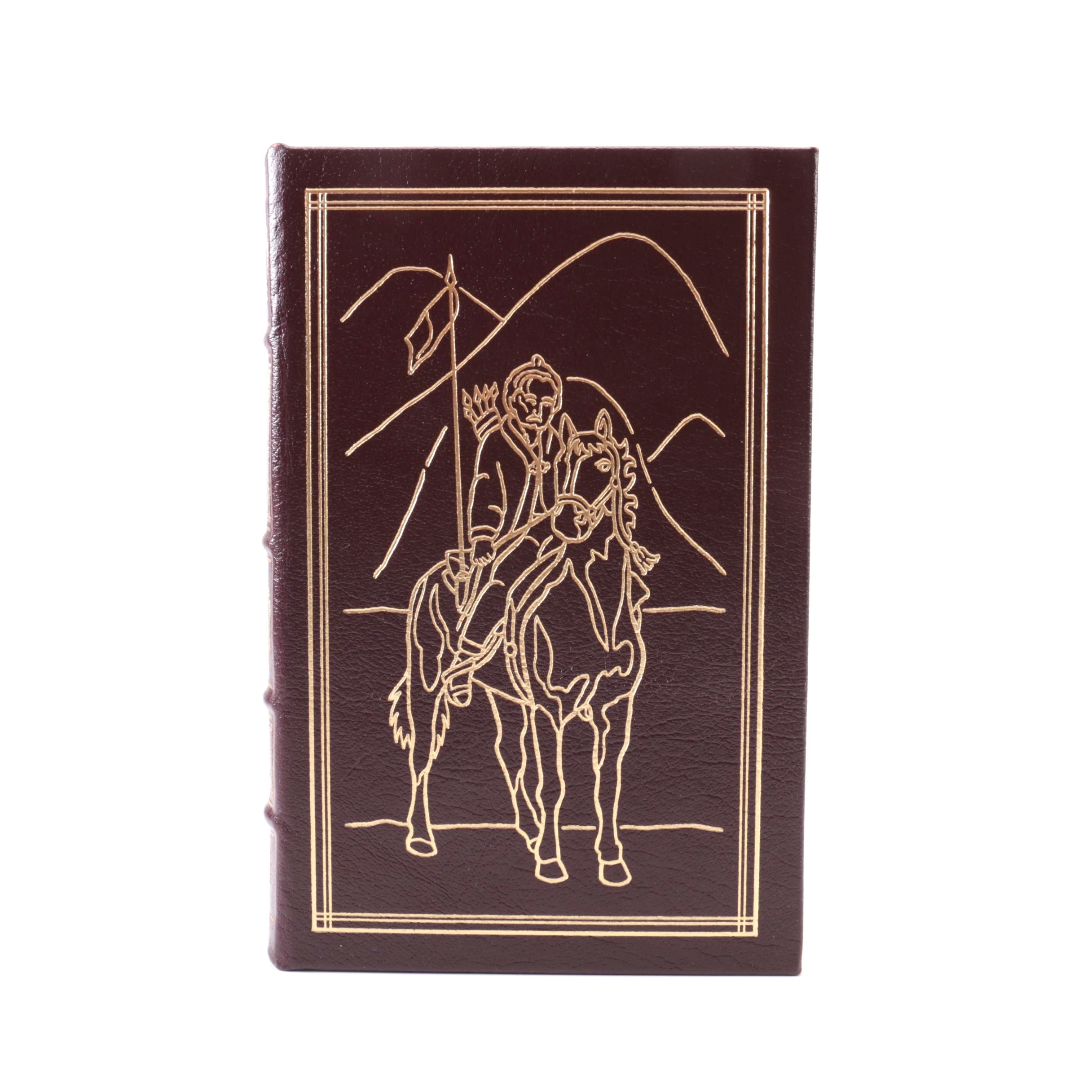 "2002 Signed Easton Press First Edition of ""The Years of Rice and Salt"" by Kim Stanley Robinson"