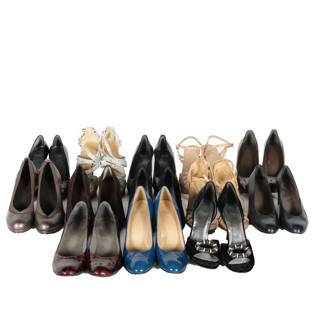 Women's Stuart Weitzman Shoes Size 11