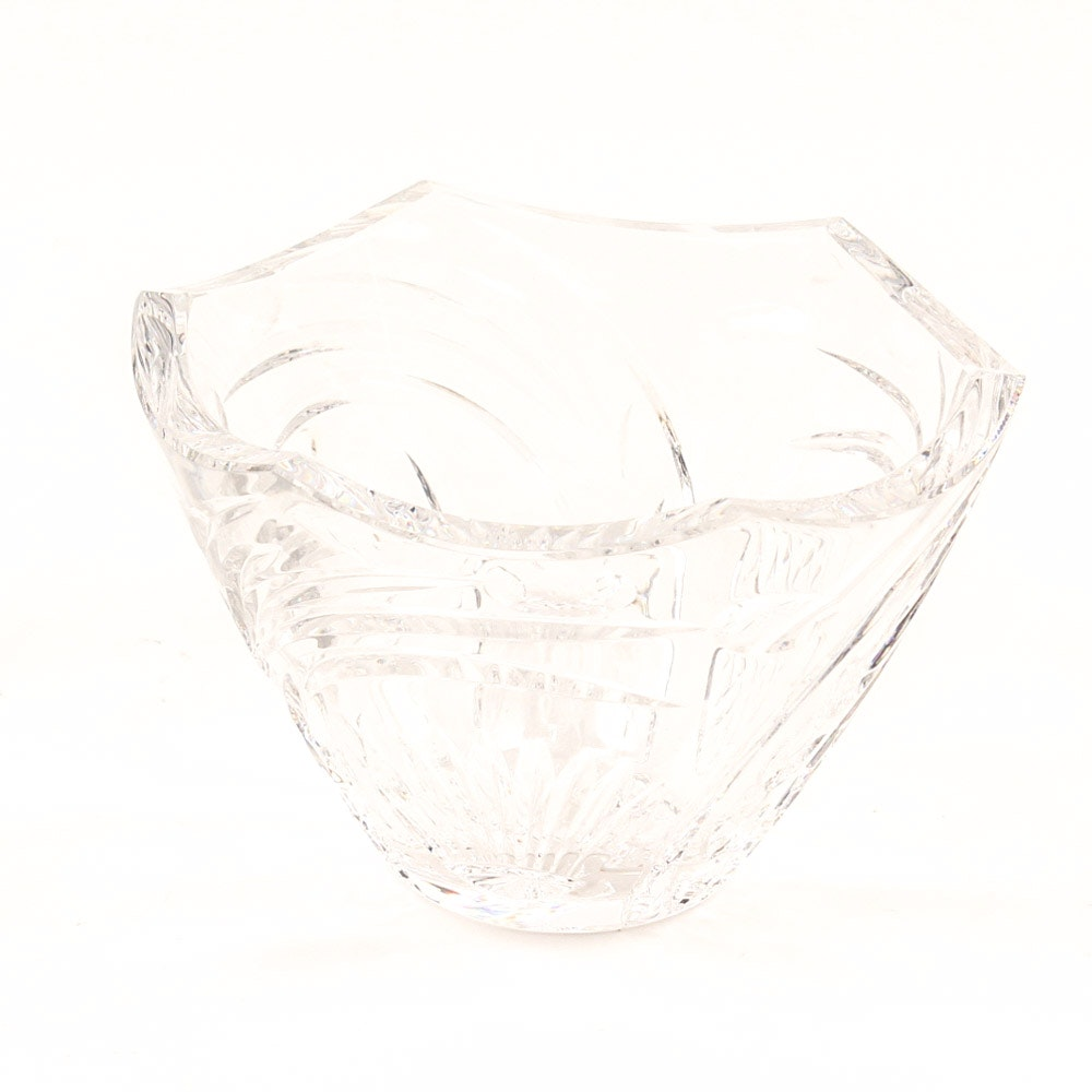 "Waterford Crystal ""Celebration"" Bowl"