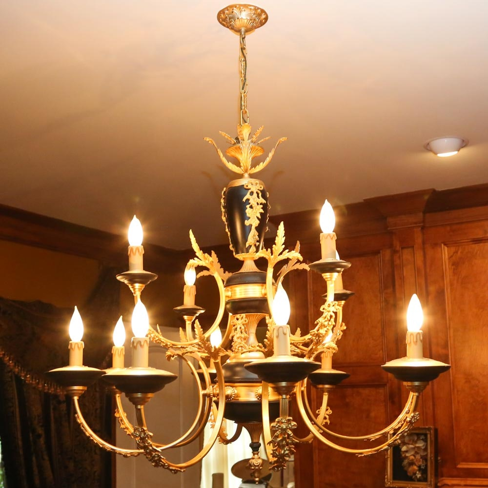Directoire Style Chandelier