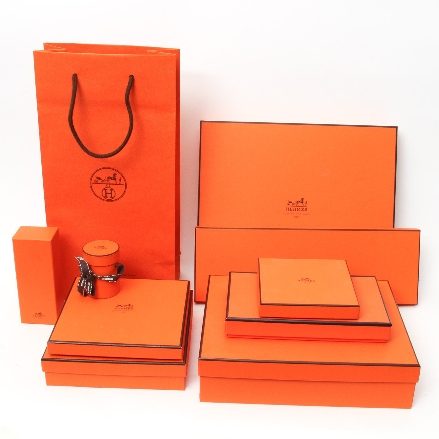 Collection of Hermès Boxes