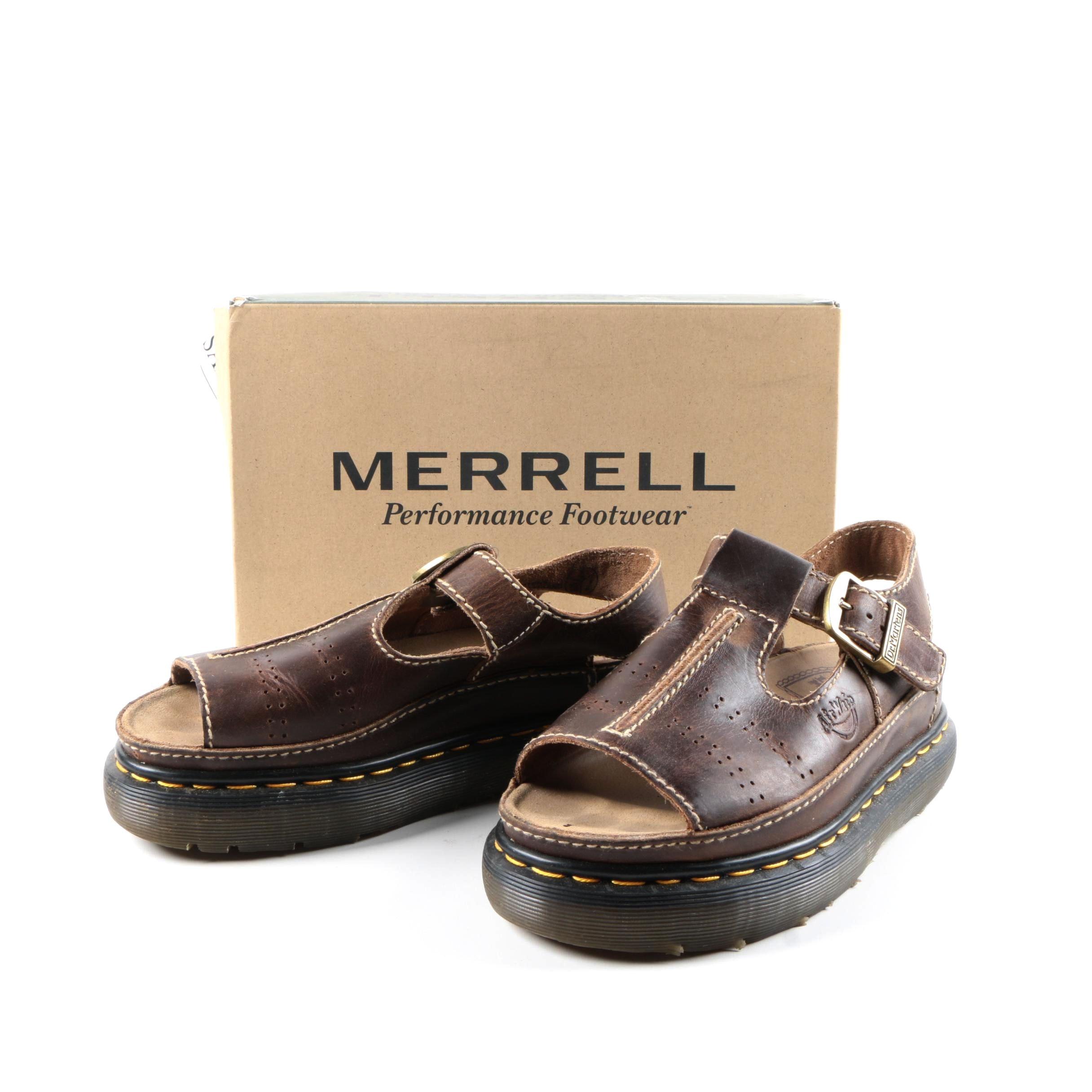 Dr. Martens Women's Leather Sandals
