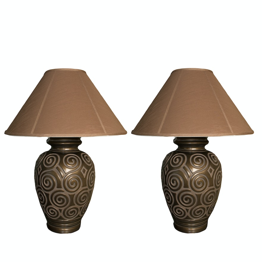 contemporary key west lighting table lamps ebth