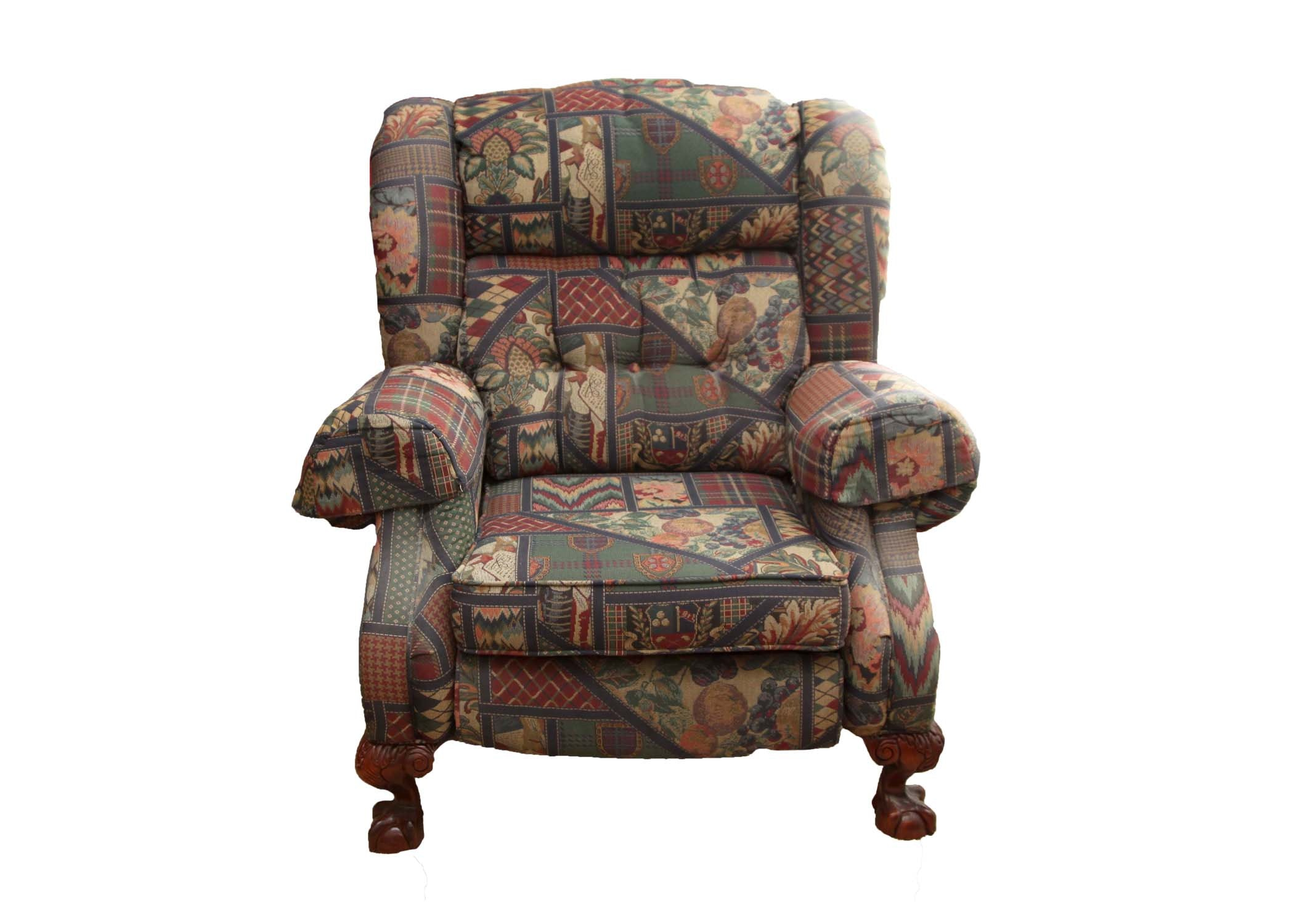 Lane Reclining Wing Chair