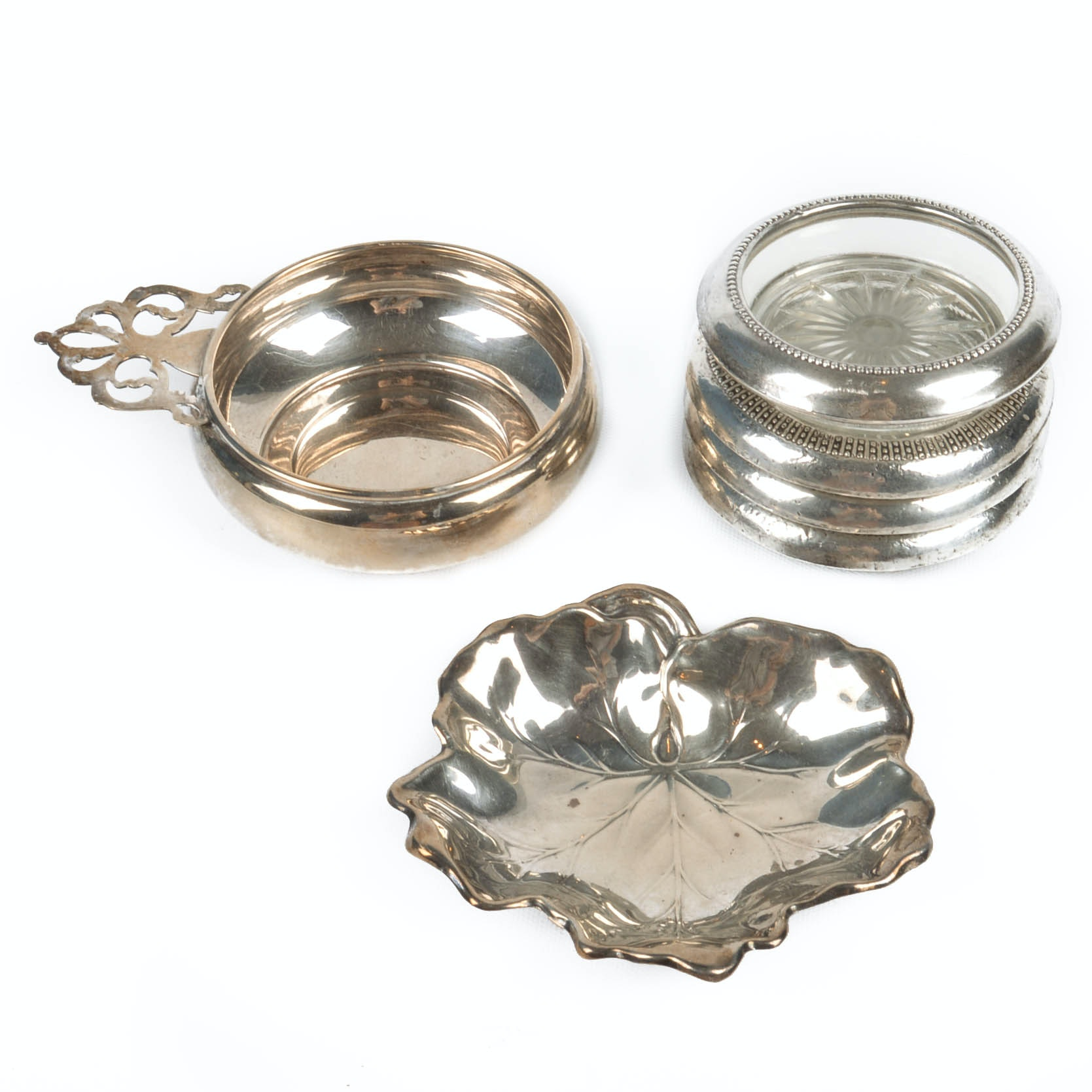 Reed & Barton and Fisher Sterling Silver Table Ware