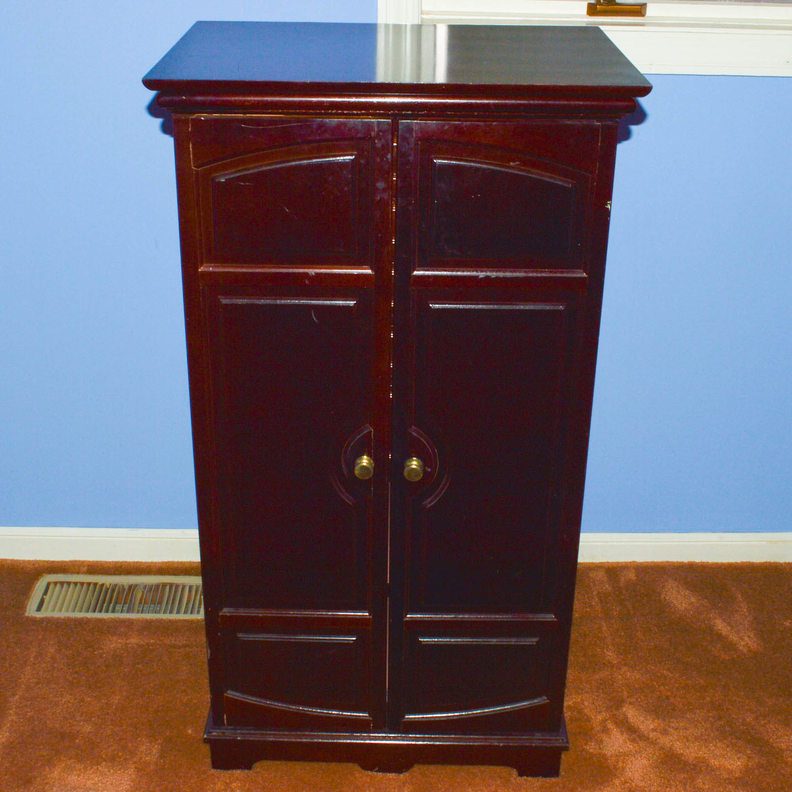 Olde English Jewelry Armoire by Powell EBTH