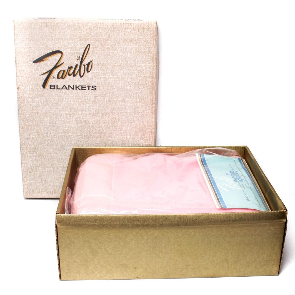 Faribo Vintage Wool Blanket