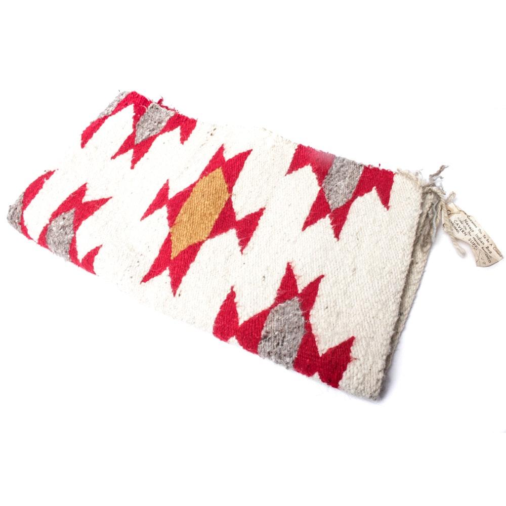 Mid-Century Navajo Wool Rug