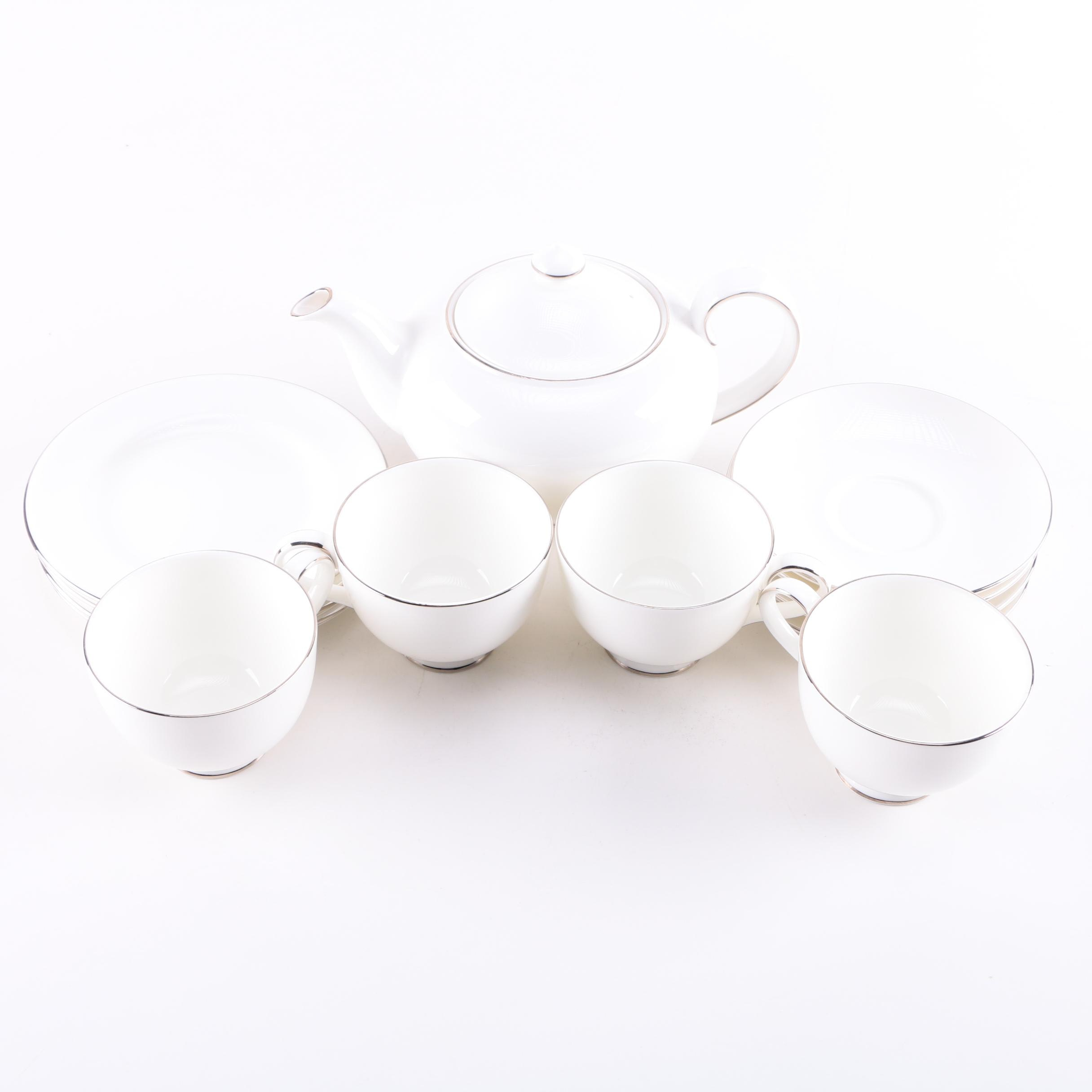"Royal Doulton ""Classics"" Tea Set"