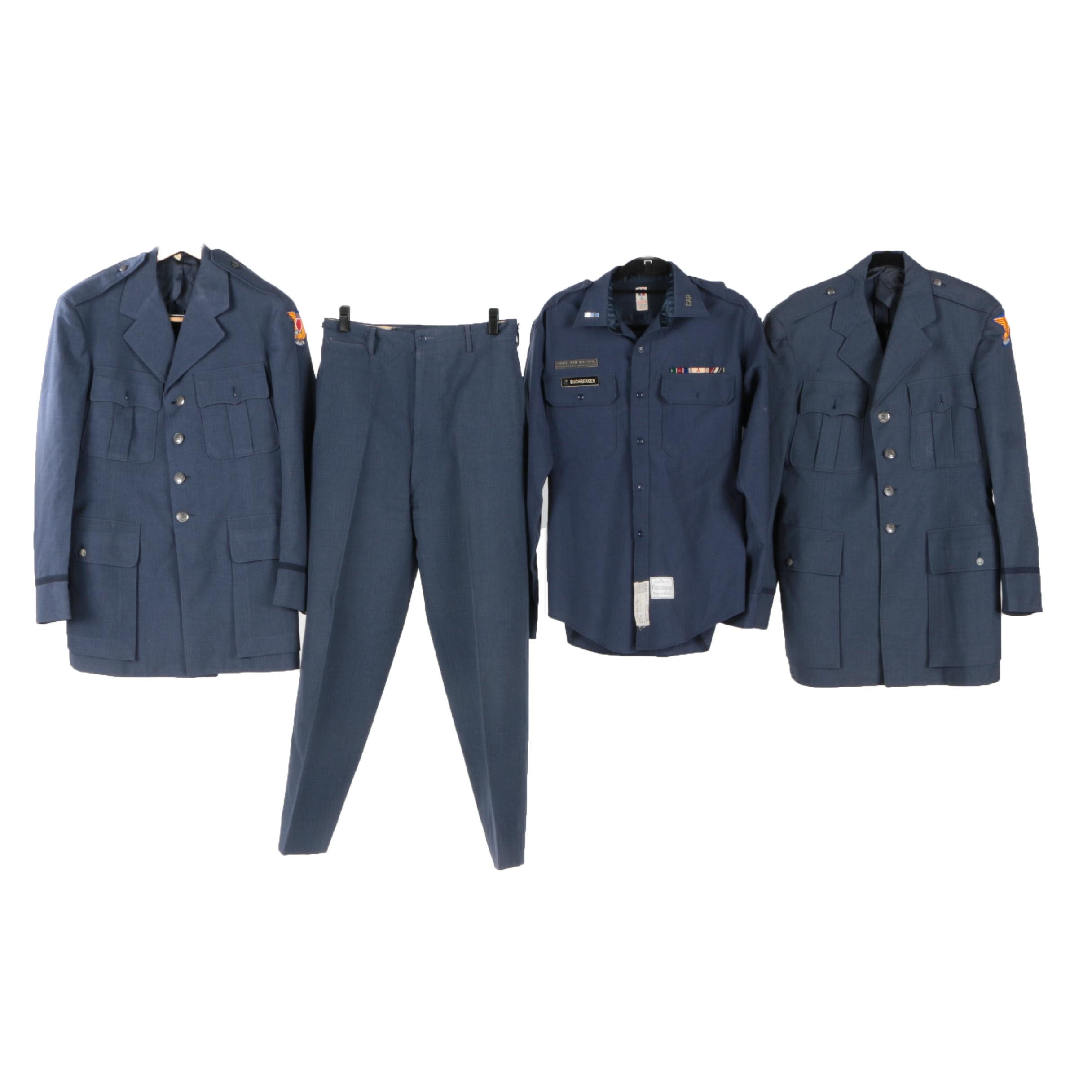 Civil Air Patrol Shirts, Pants and Jackets
