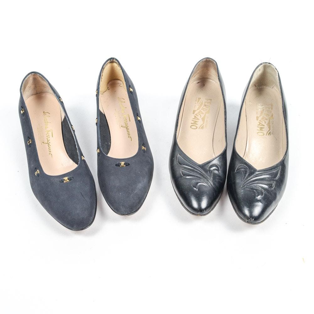 Women's Vintage Salvatore Ferragamo Shoes