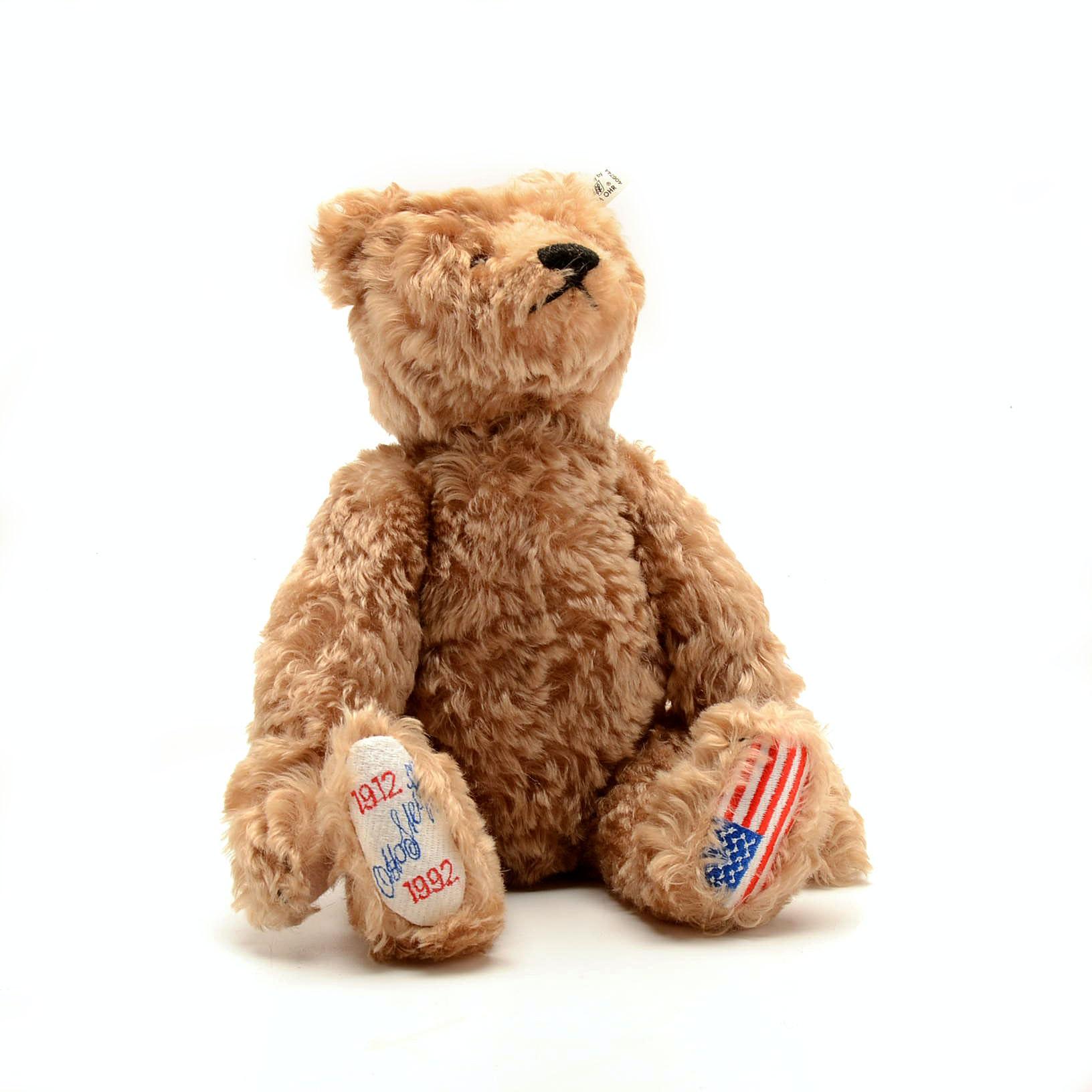 Limited Edition Otto Steiff Teddy Bear