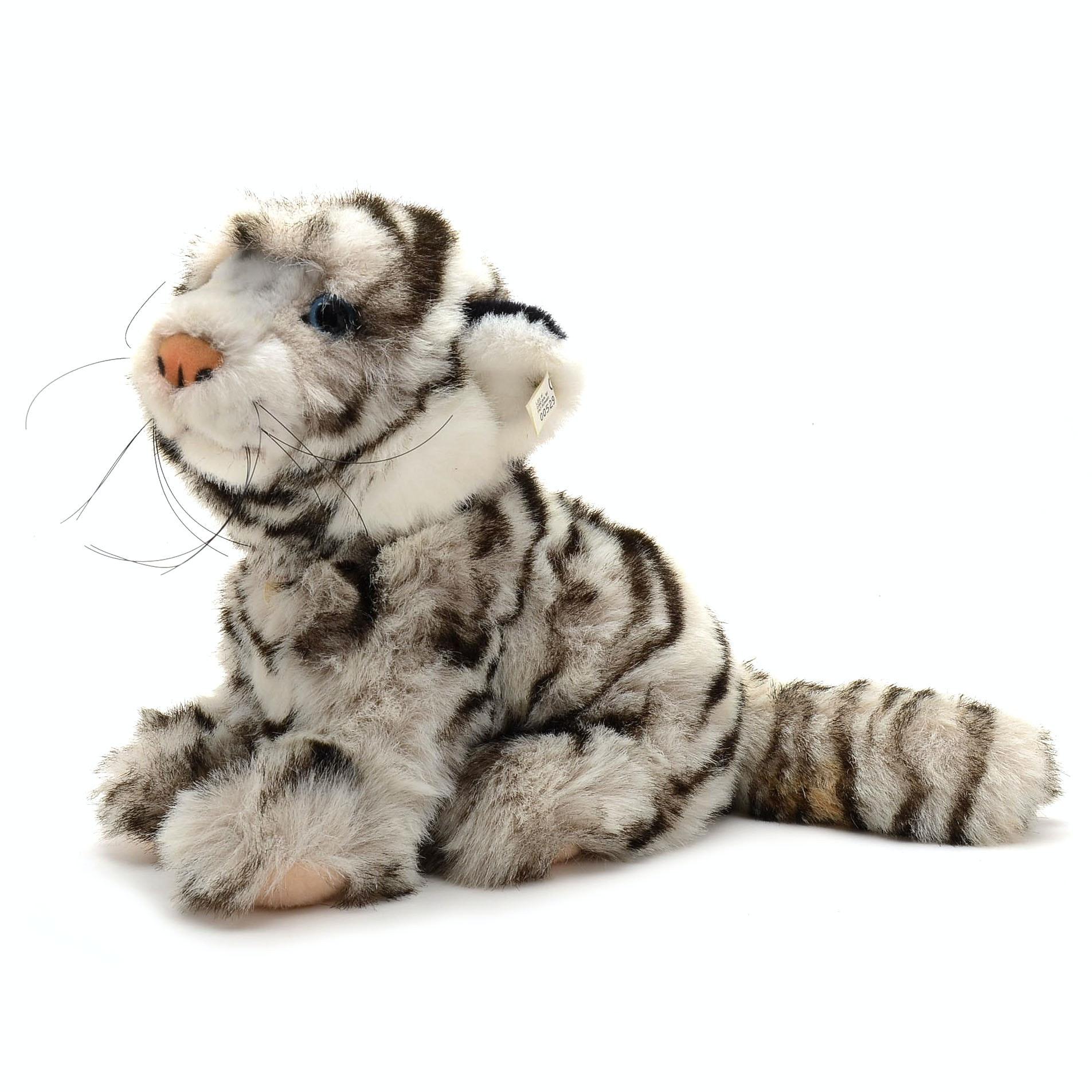F.A.O. Schwartz Limited Edition Steiff White Tiger Cub