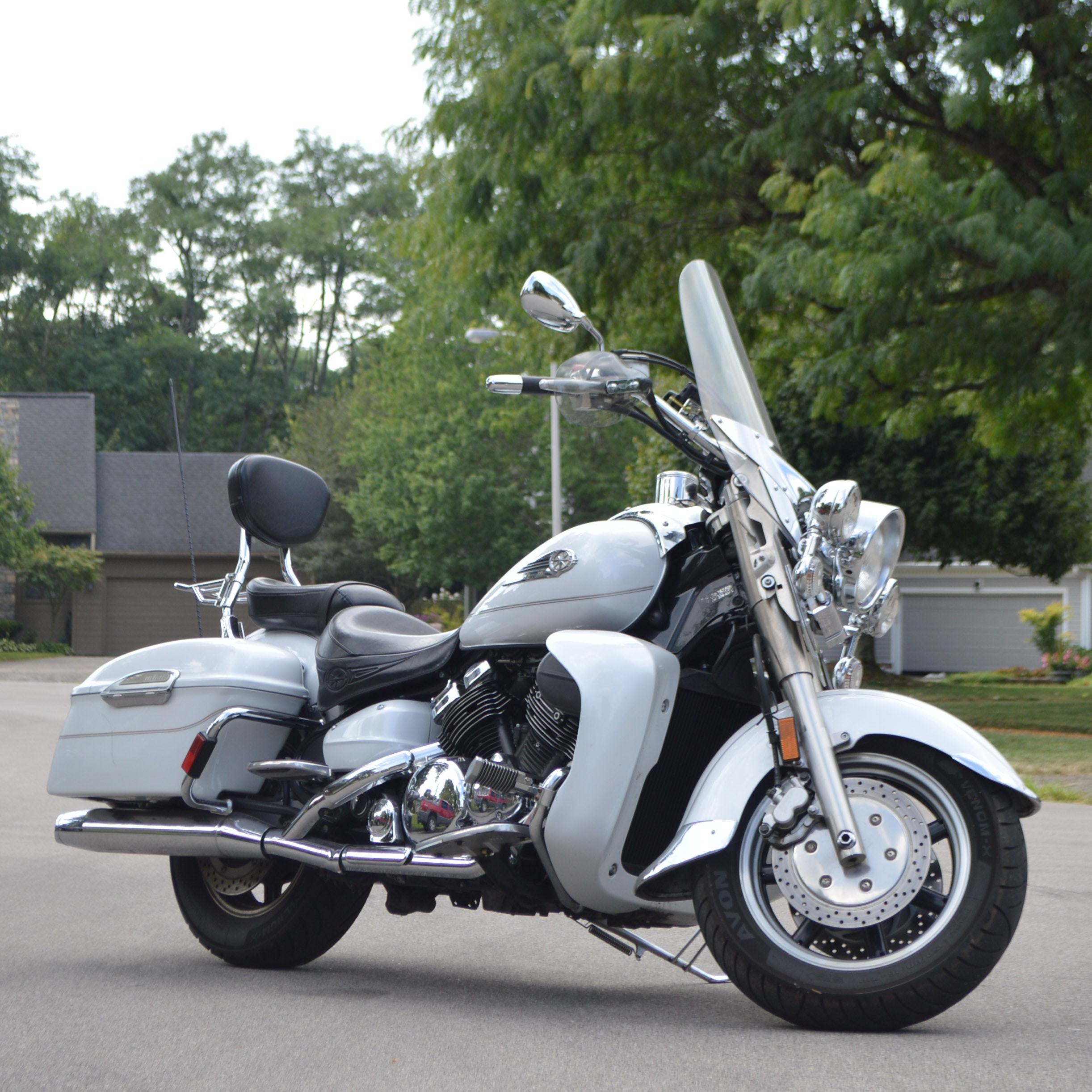 2006 Yamaha Royal Star Tour Deluxe Motorcycle