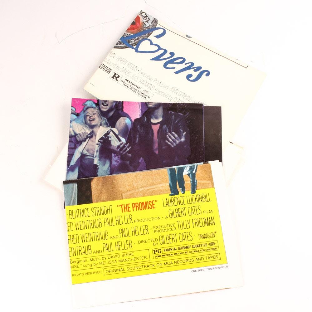 Vintage Drama Movie Posters