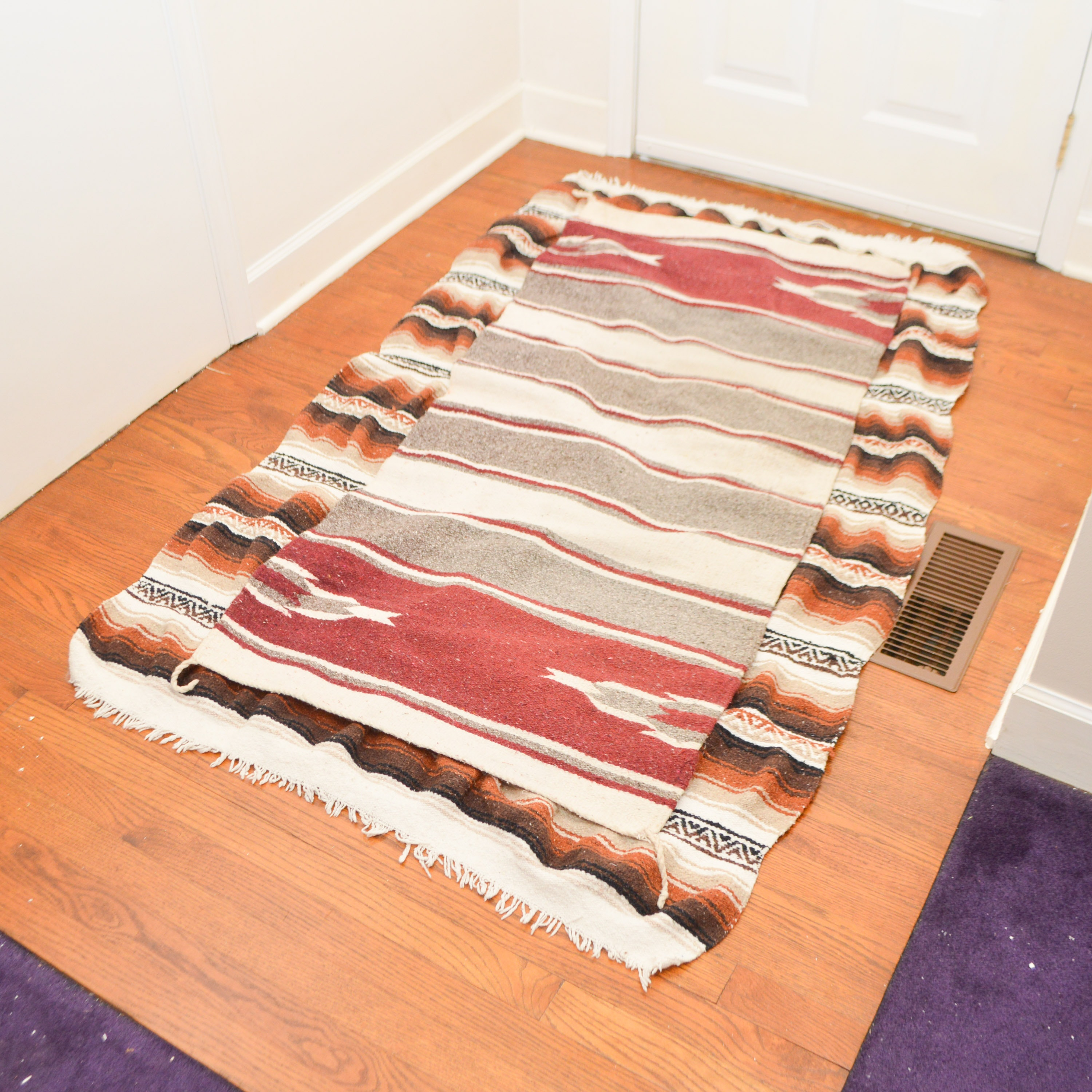 Native American Inspired Hand Woven Blankets