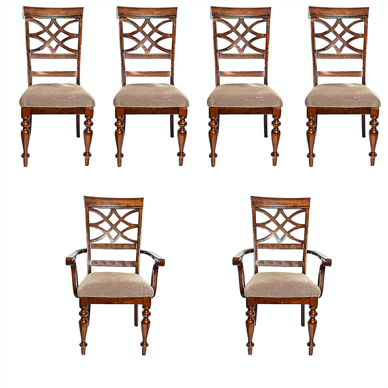 Sheraton Style Dining Chairs