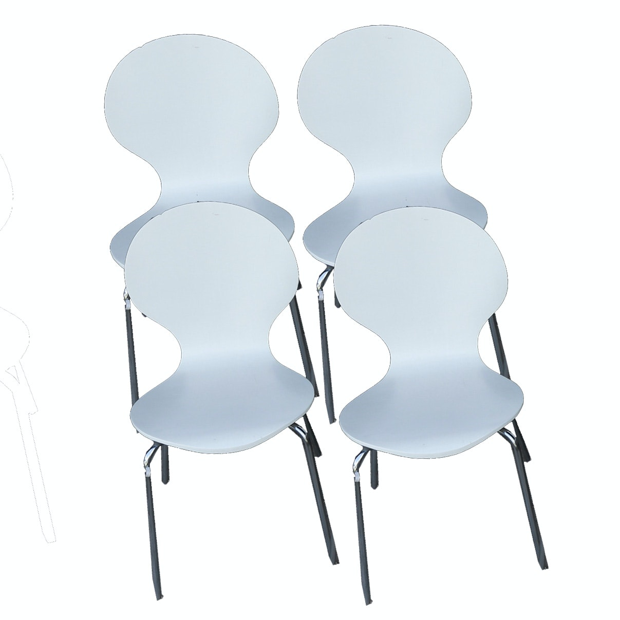 Modern Style Side Chairs