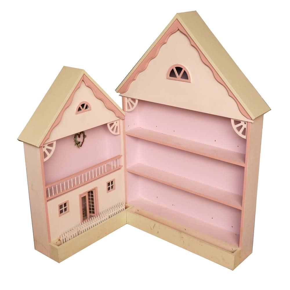 Dollhouse Style Wall Shelves