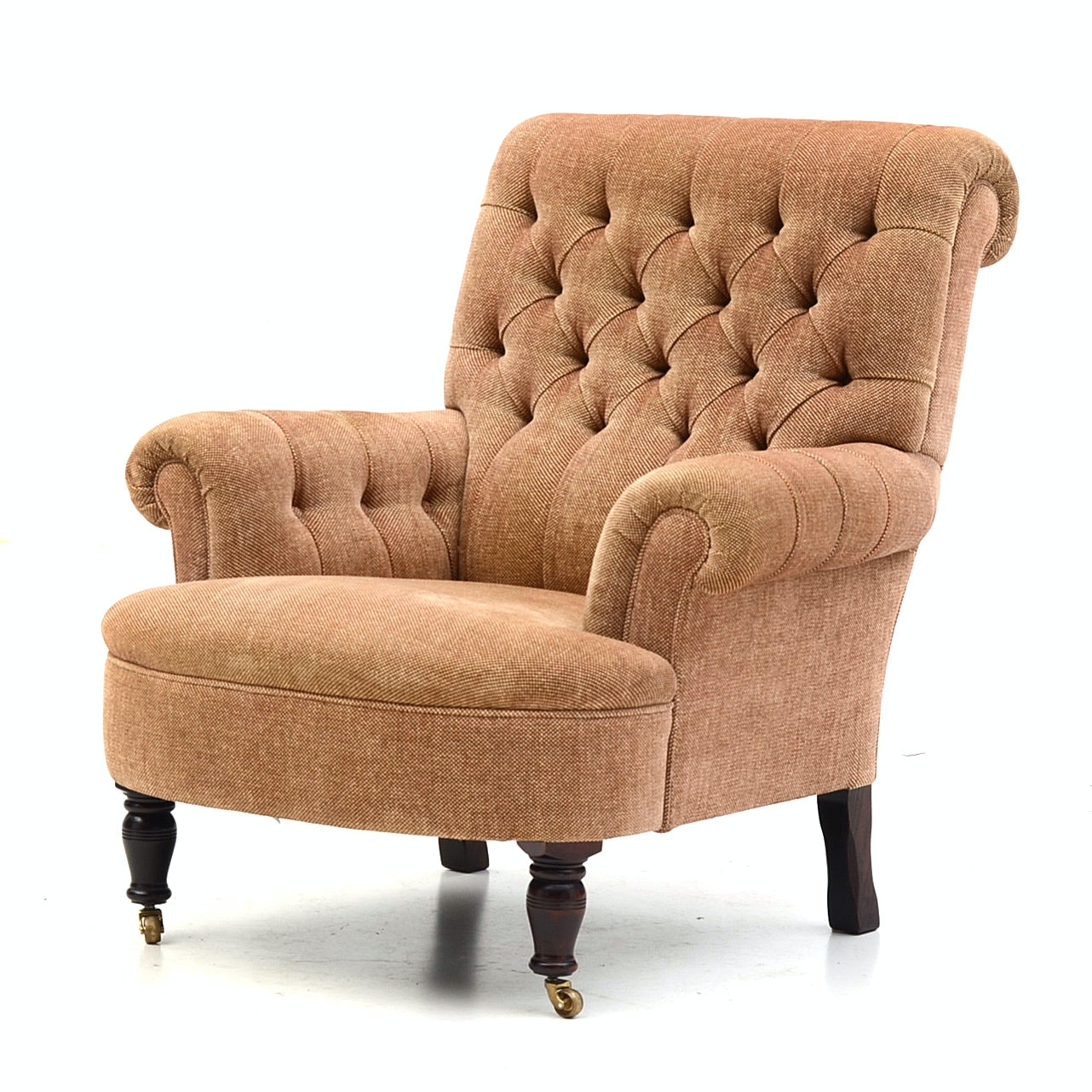 George Smith Ltd. Custom Upholstered Chair ...