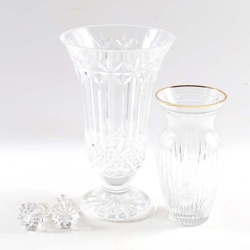Waterford Crystal and Marquis by Waterford Giftware