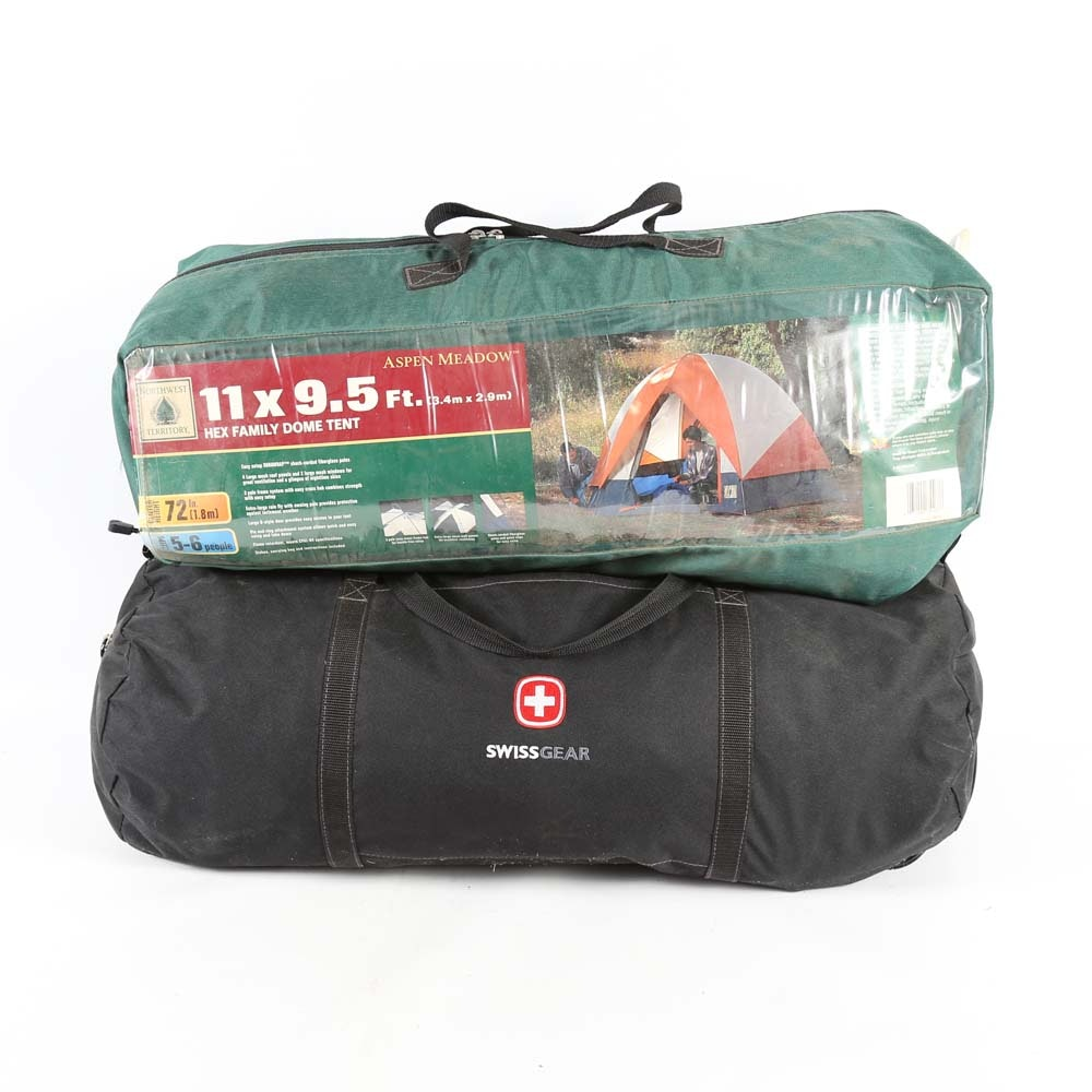 sc 1 st  Everything But The House & Camping Tents Including SwissGear : EBTH