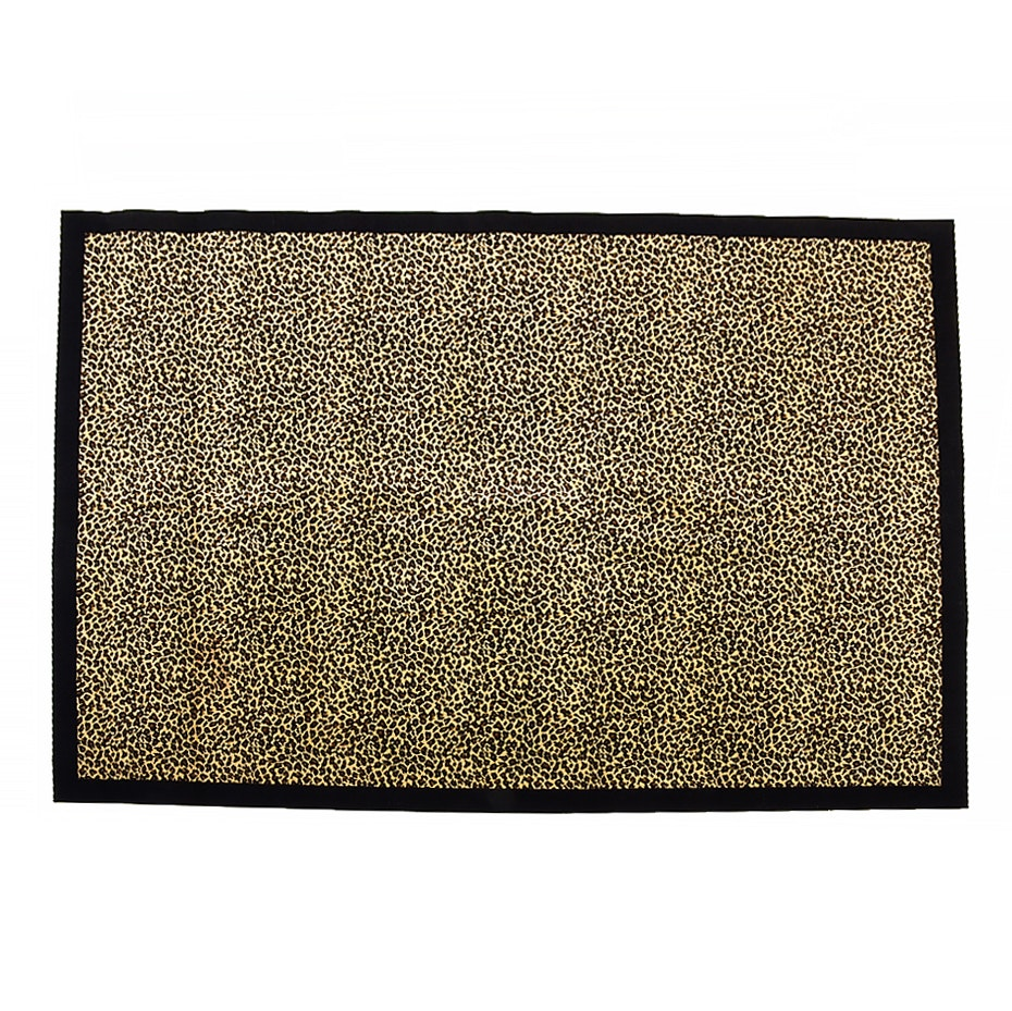 Cheetah Print Area Rug