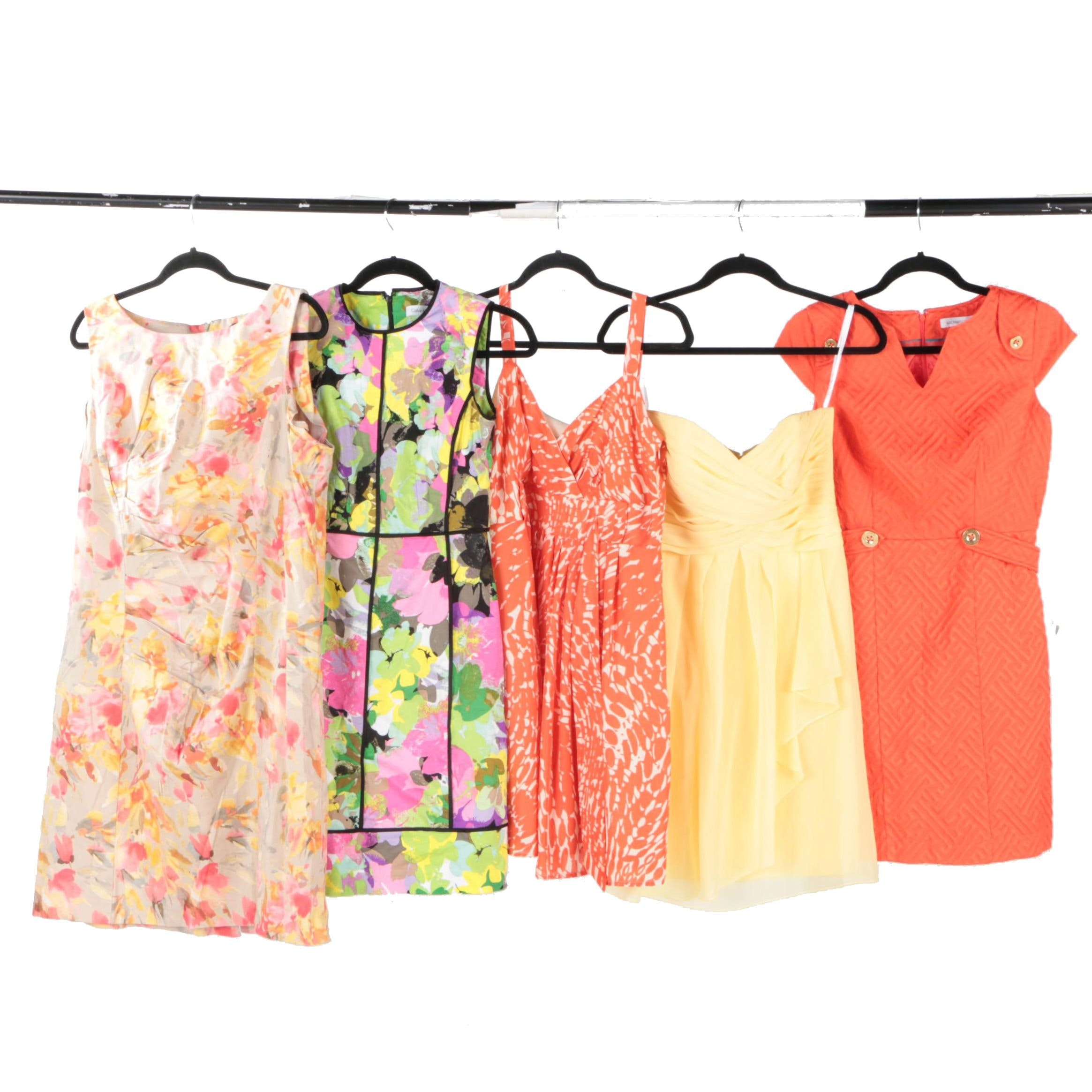 Women's Spring Dresses Including AK Anne Klein and Calvin Klein